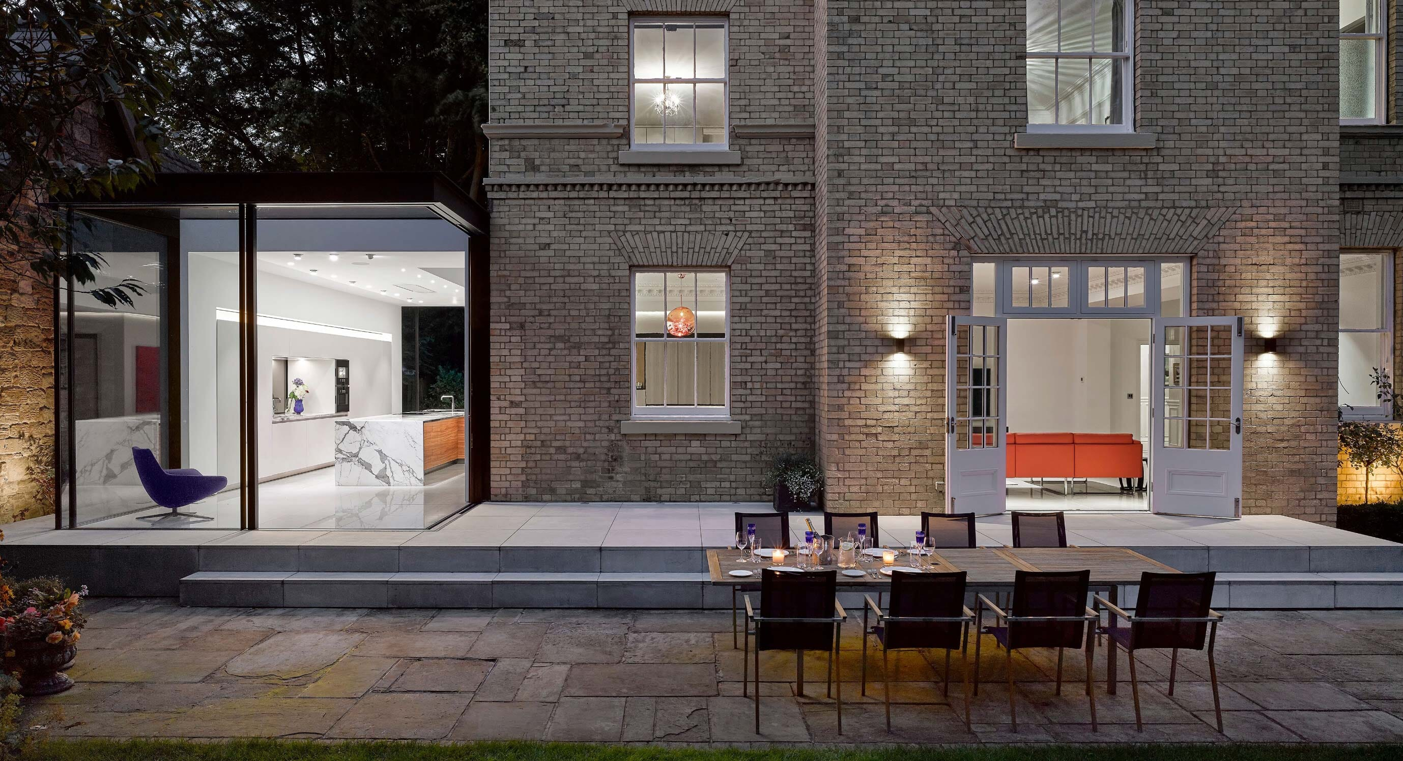 Scott Donald Architecture's Frog Castle Extension Blends Old And New