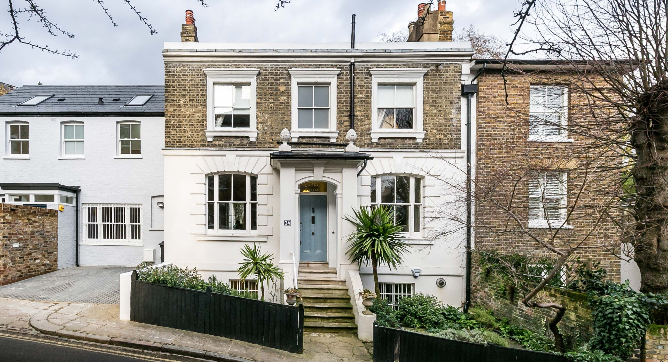 London Property Of The Week: Christchurch Hill, NW3