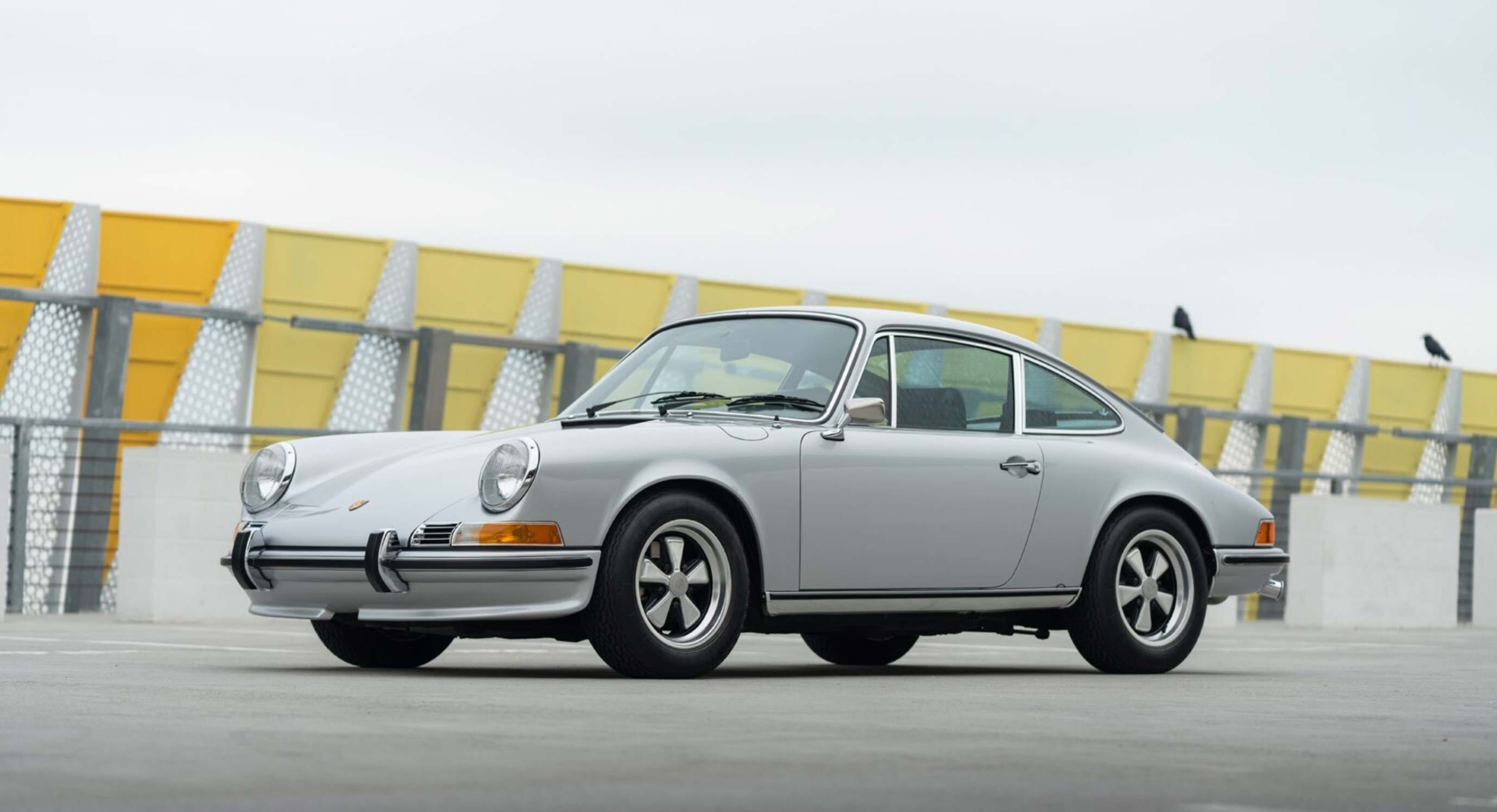 Classic Car Find Of The Week: 1972 Porsche 911 2.4 S