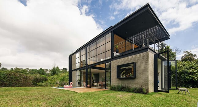 Llano Arquitectos' Candelaria House Is Based Around Social Interaction