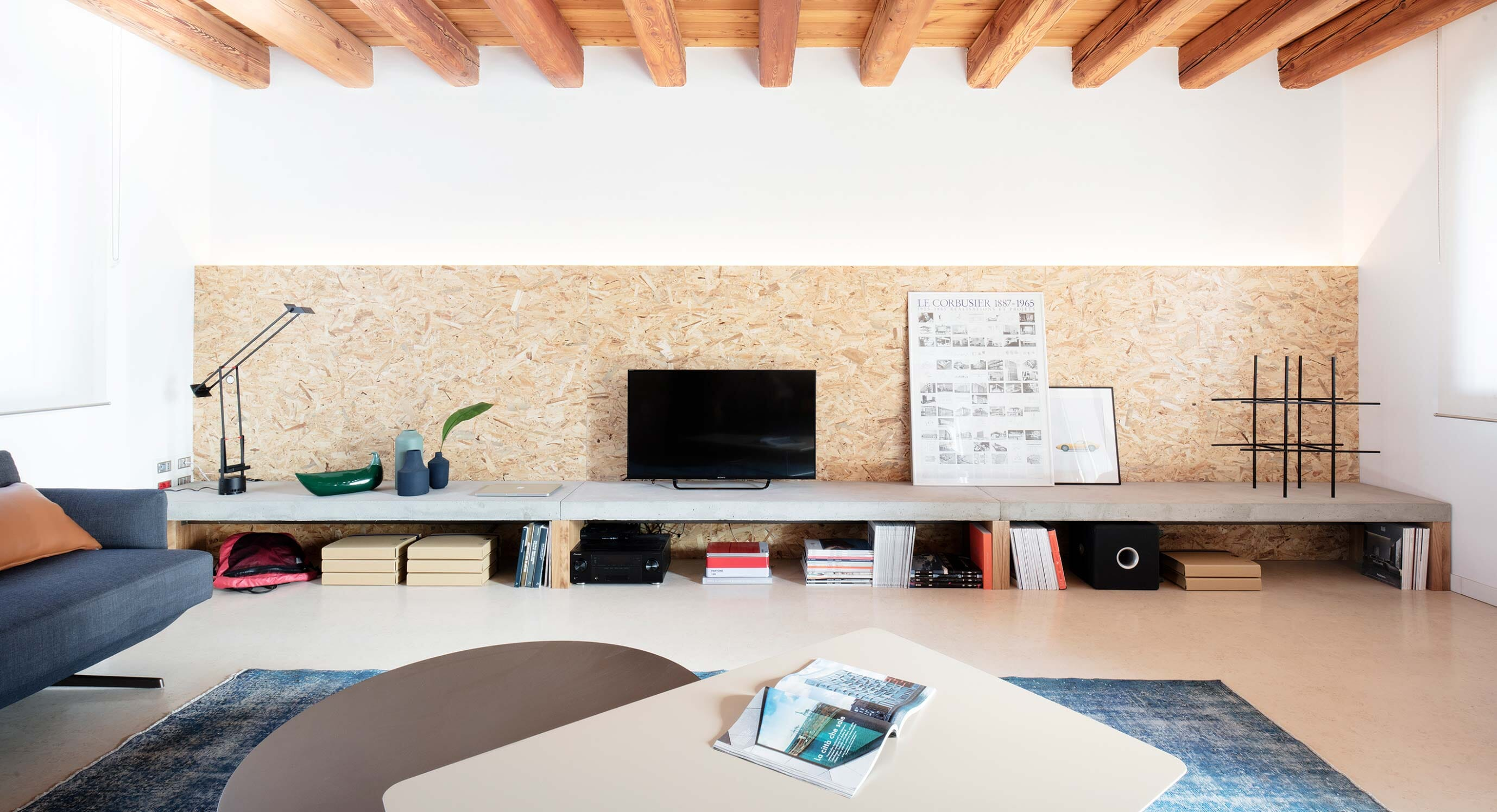 Didonè Comacchio Architects' Interior DR Is Contemporary Italian Beauty
