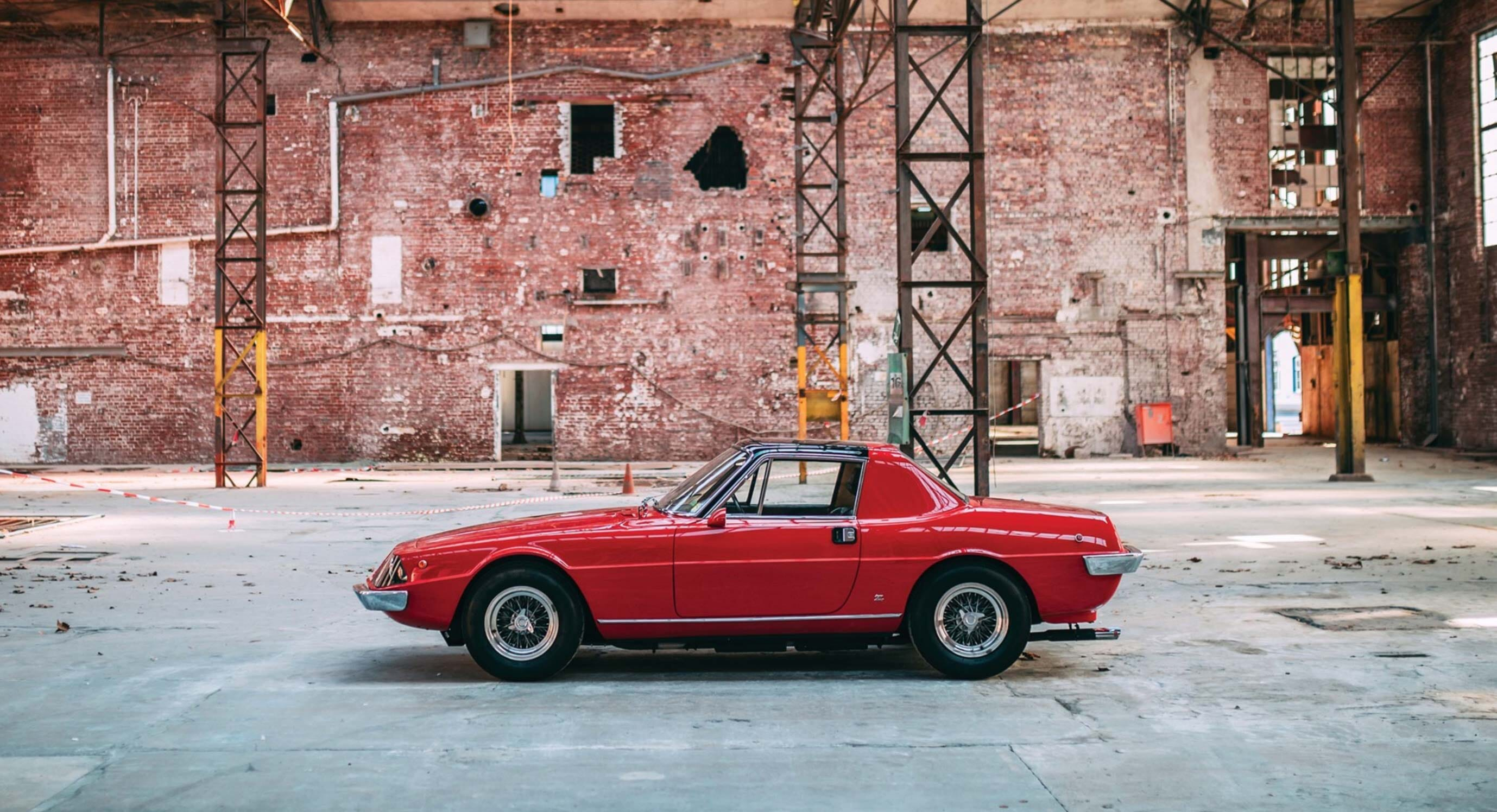 Classic Car Find of the Week: 1967 Ferrari 330 GTC Zagato