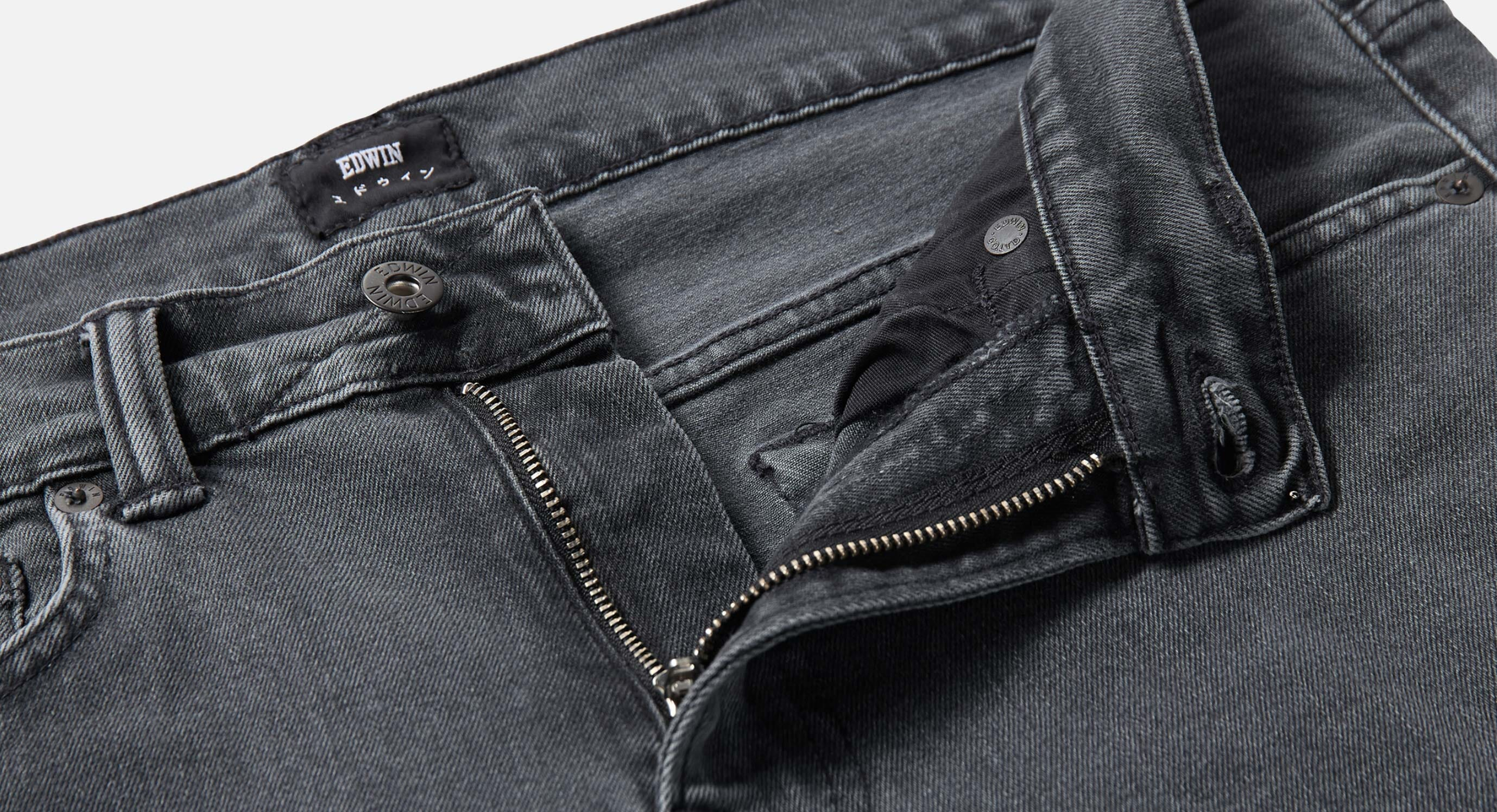 The Edwin Jeans Fit Guide