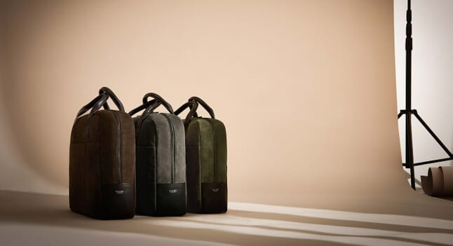 Meet Hylton Goods & The New Rules Of Work Bags