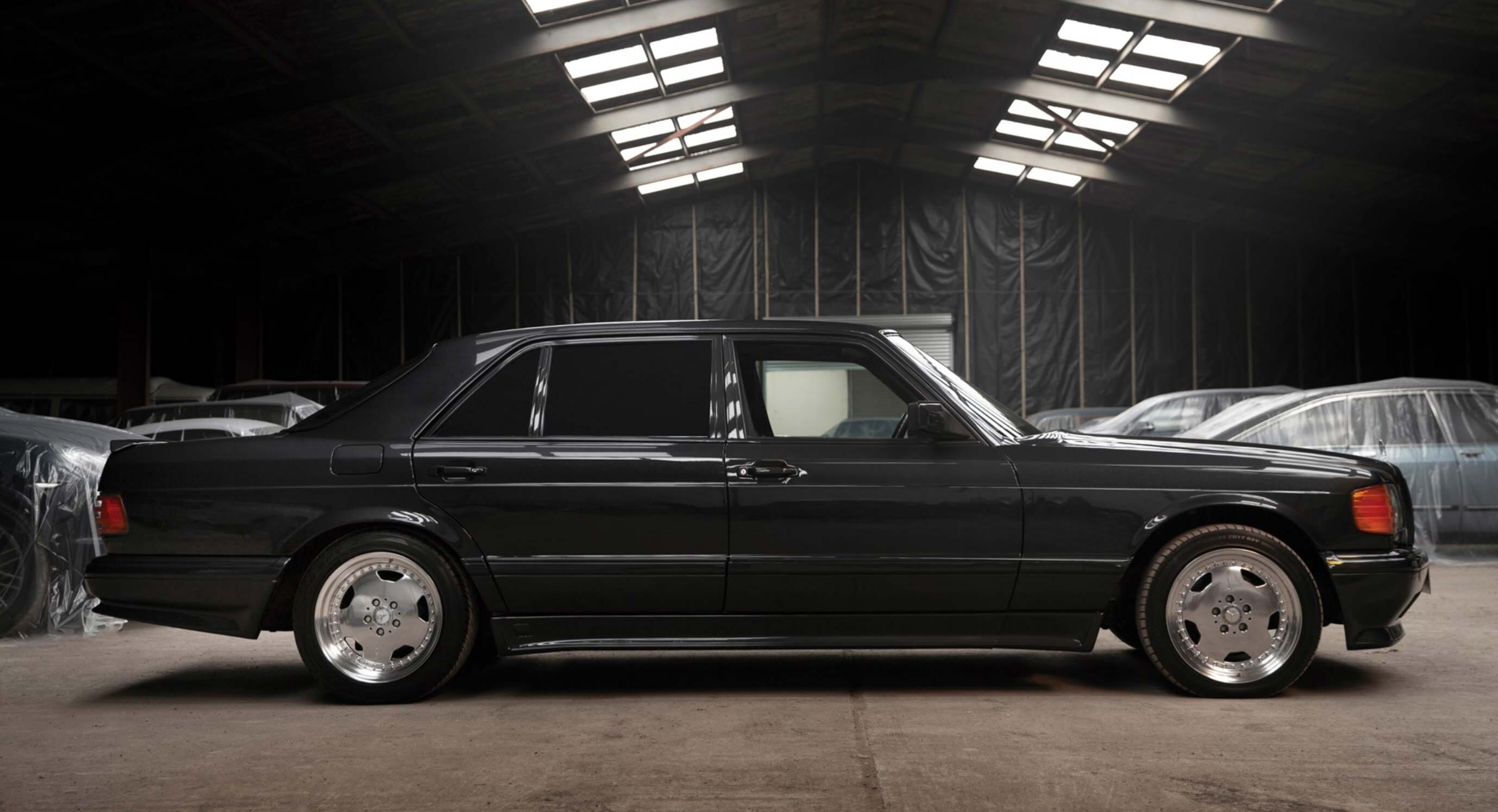 Power & Luxury: This 560 SEL Is The Best Mercedes On The Market