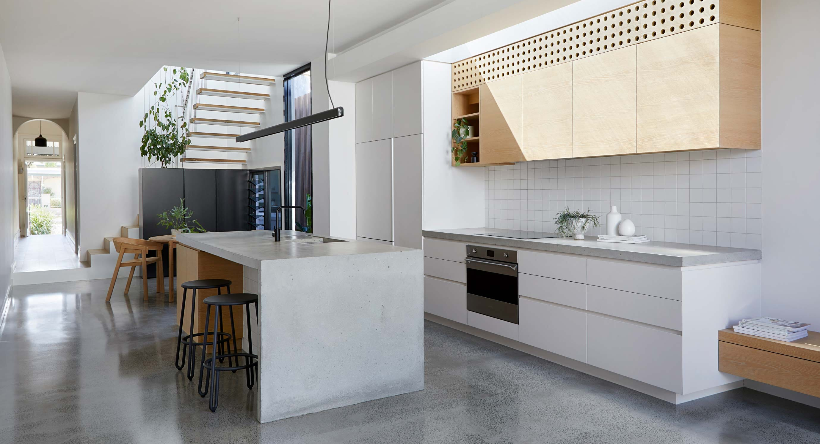 Tom Robertson's Cable House Is As Good As City Living Gets