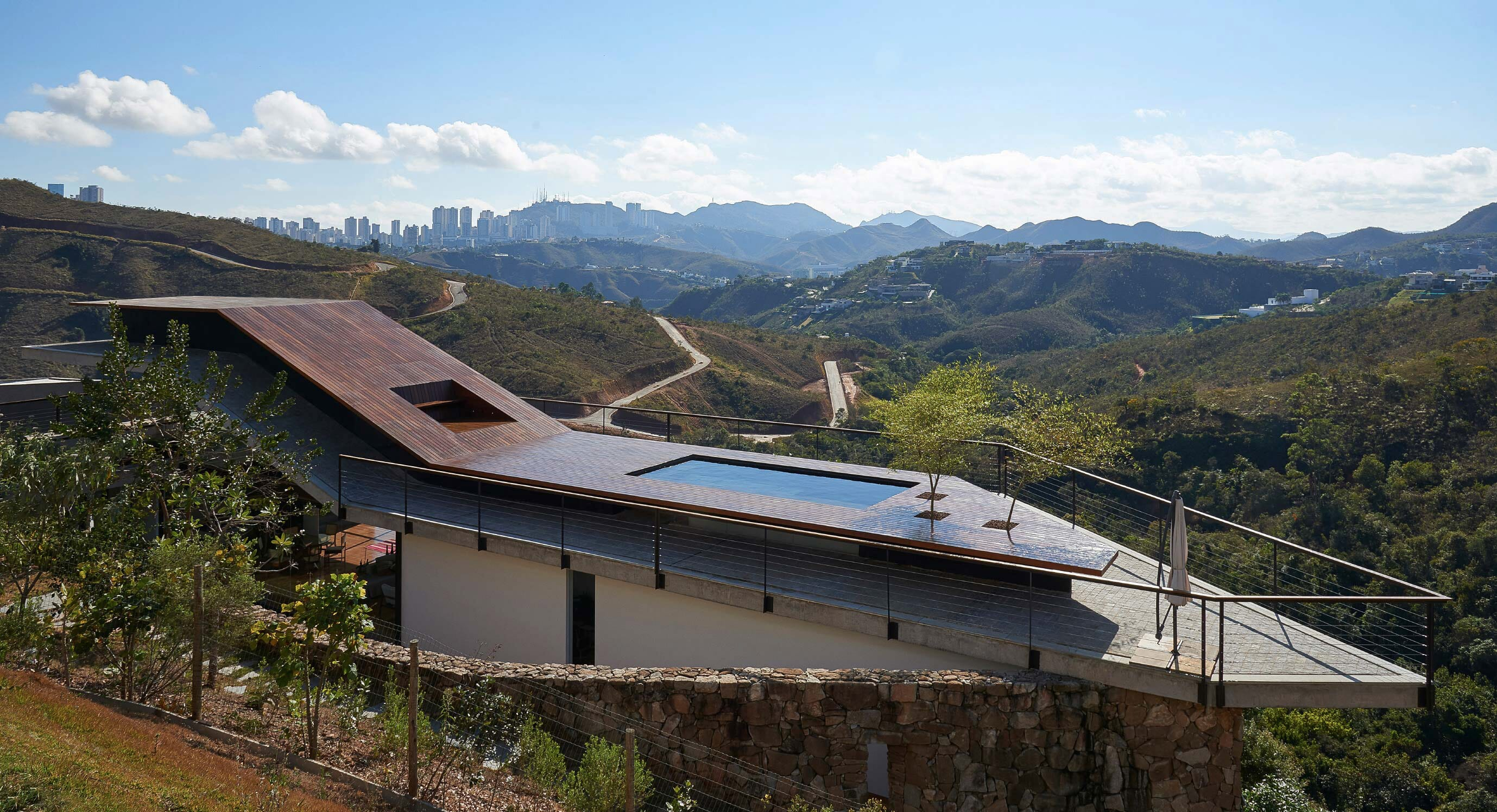 All About The View: The Inclined Steep House, Brazil