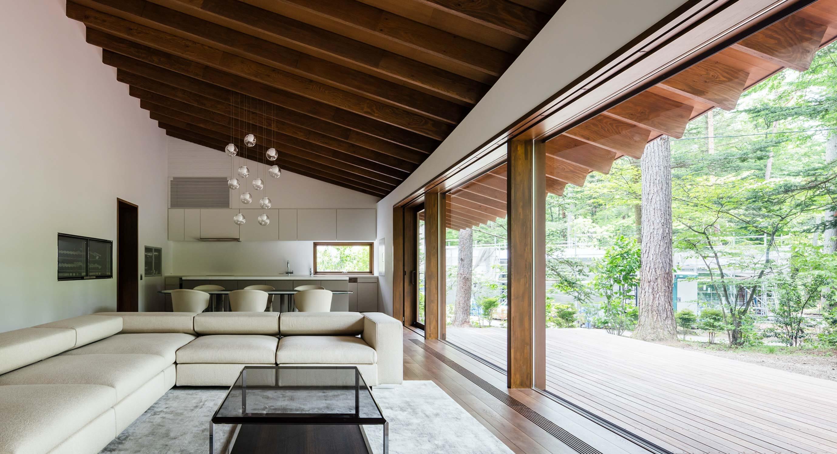 A Serene Japanese Retreat: The Four Leaves Villa