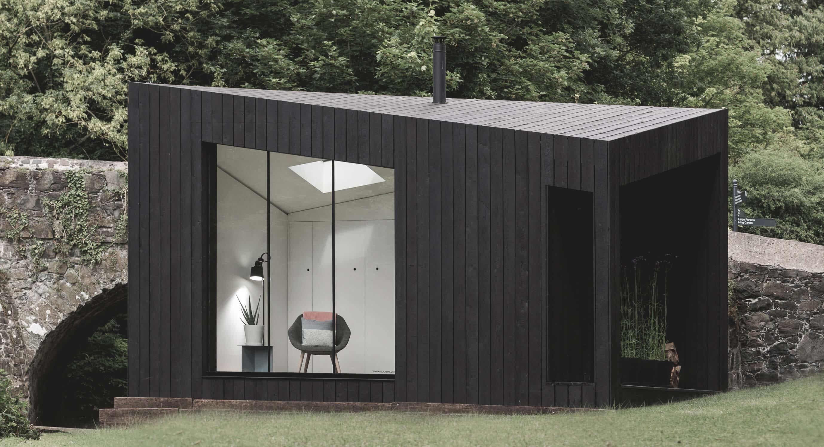 Koto's Flexible Cabins Offer A Proper Taste Of Nordic Living