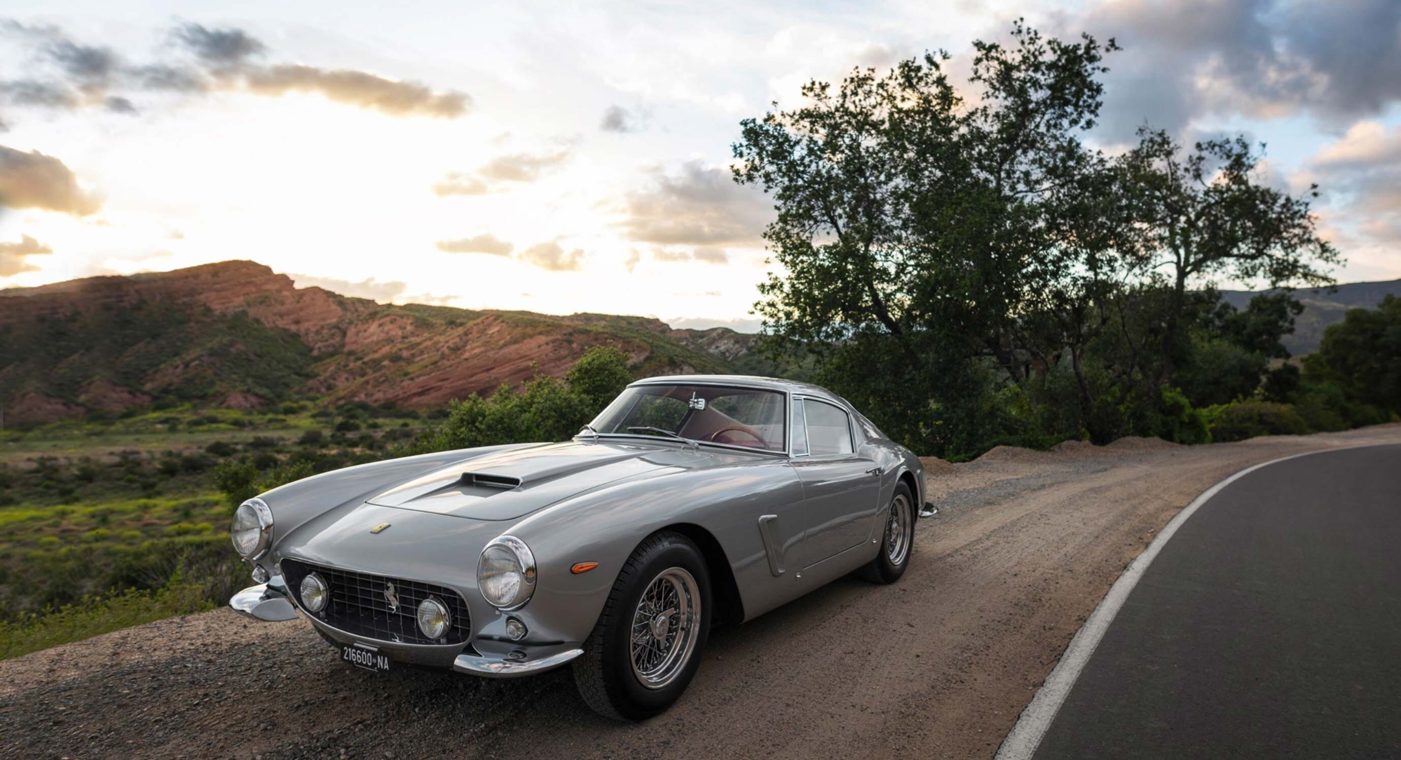 Classic Car Find of the Week: 1962 Ferrari 250 GT SWB Berlinetta