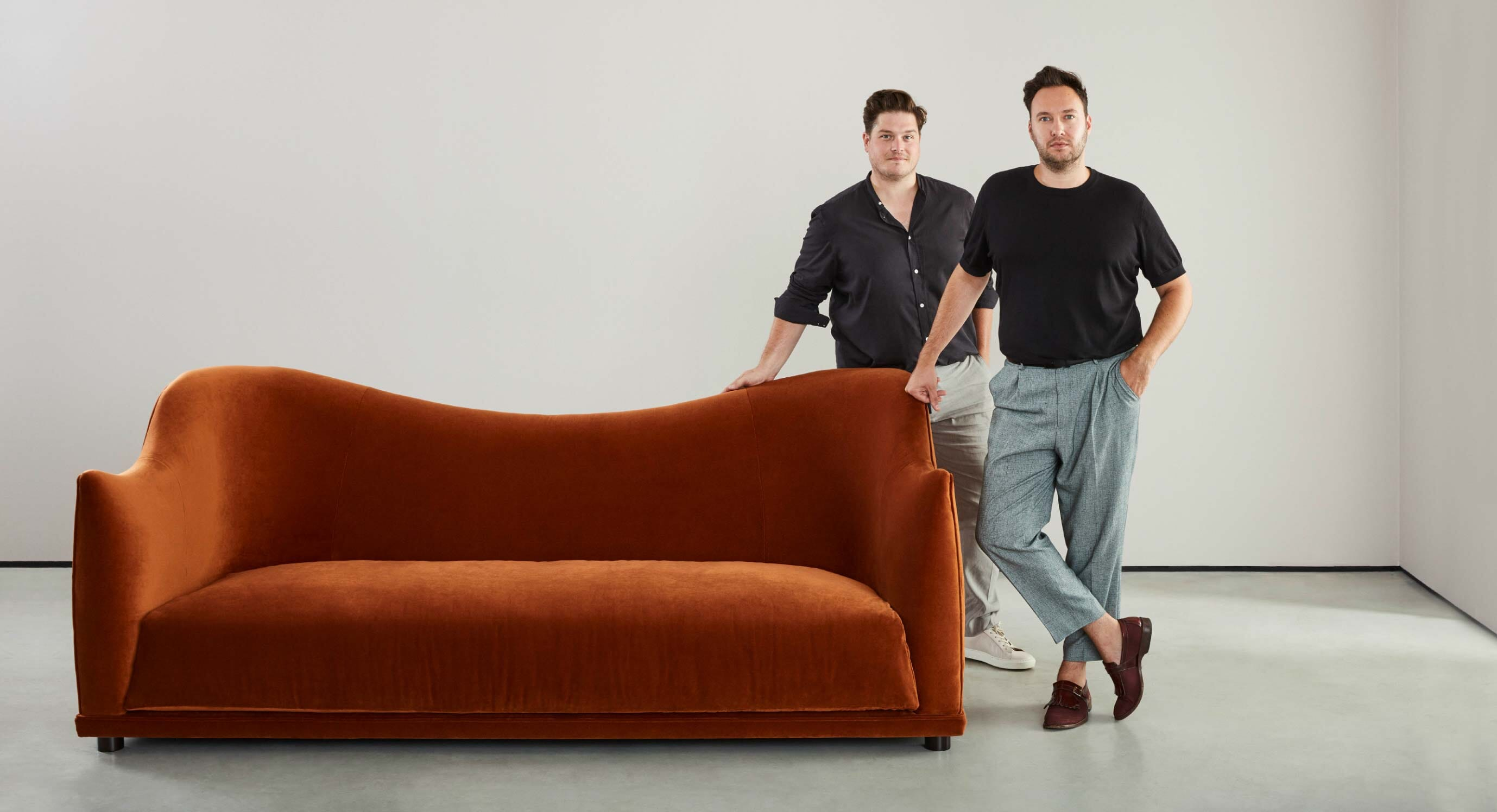 Design Firsts… with Jordan & Russell of 2LG Studio
