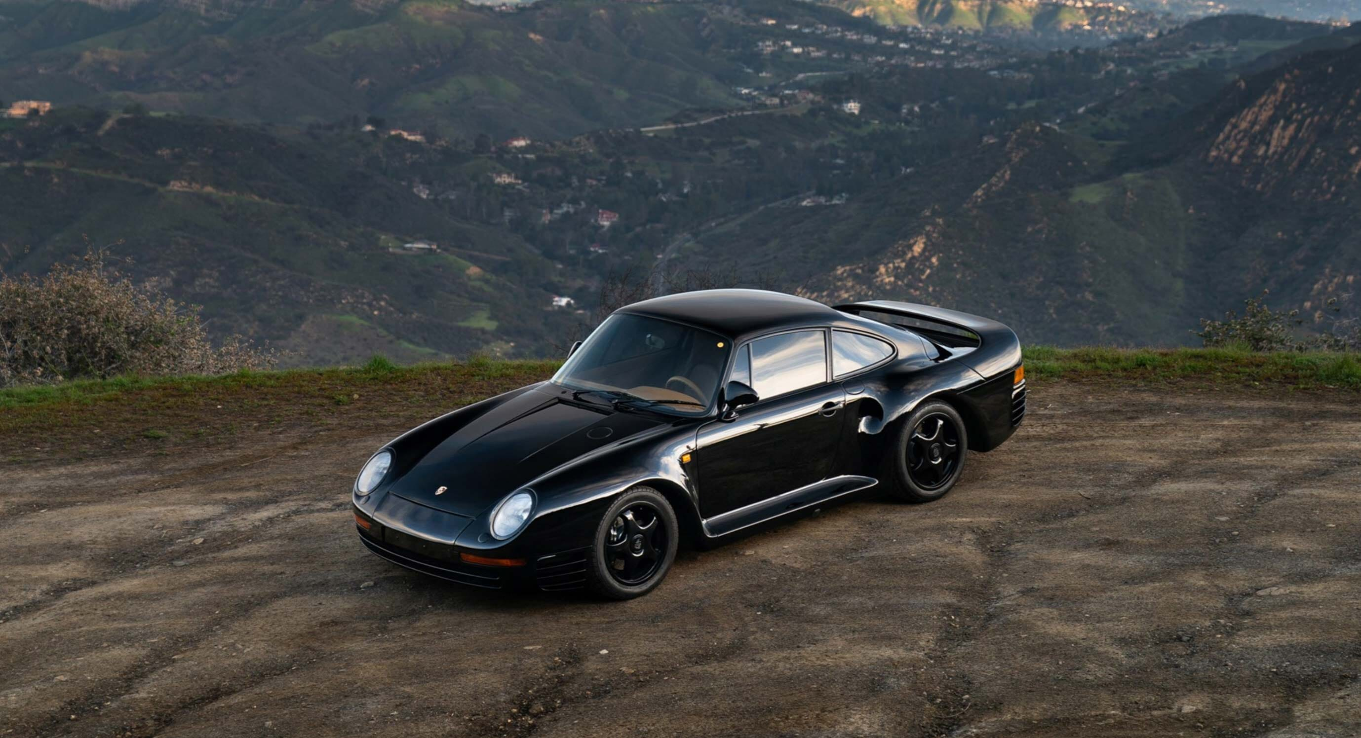 Is This Porsche 959 Komfort The Ultimate Enthusiast Car?