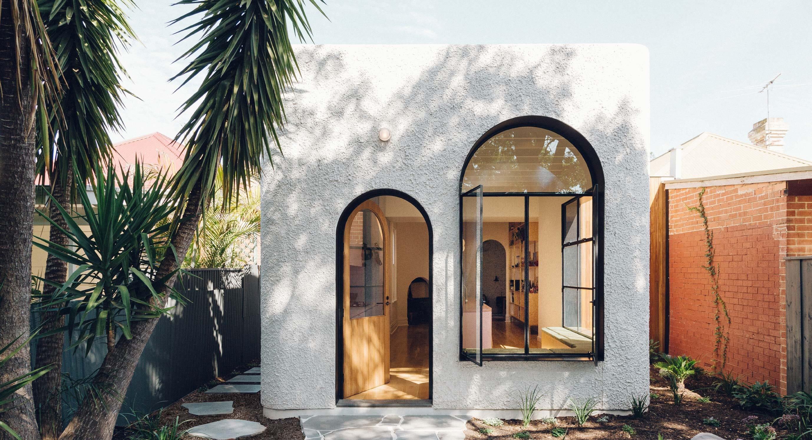 Sans-Arc Studio's Plaster Fun House Pays Homage To Art Deco