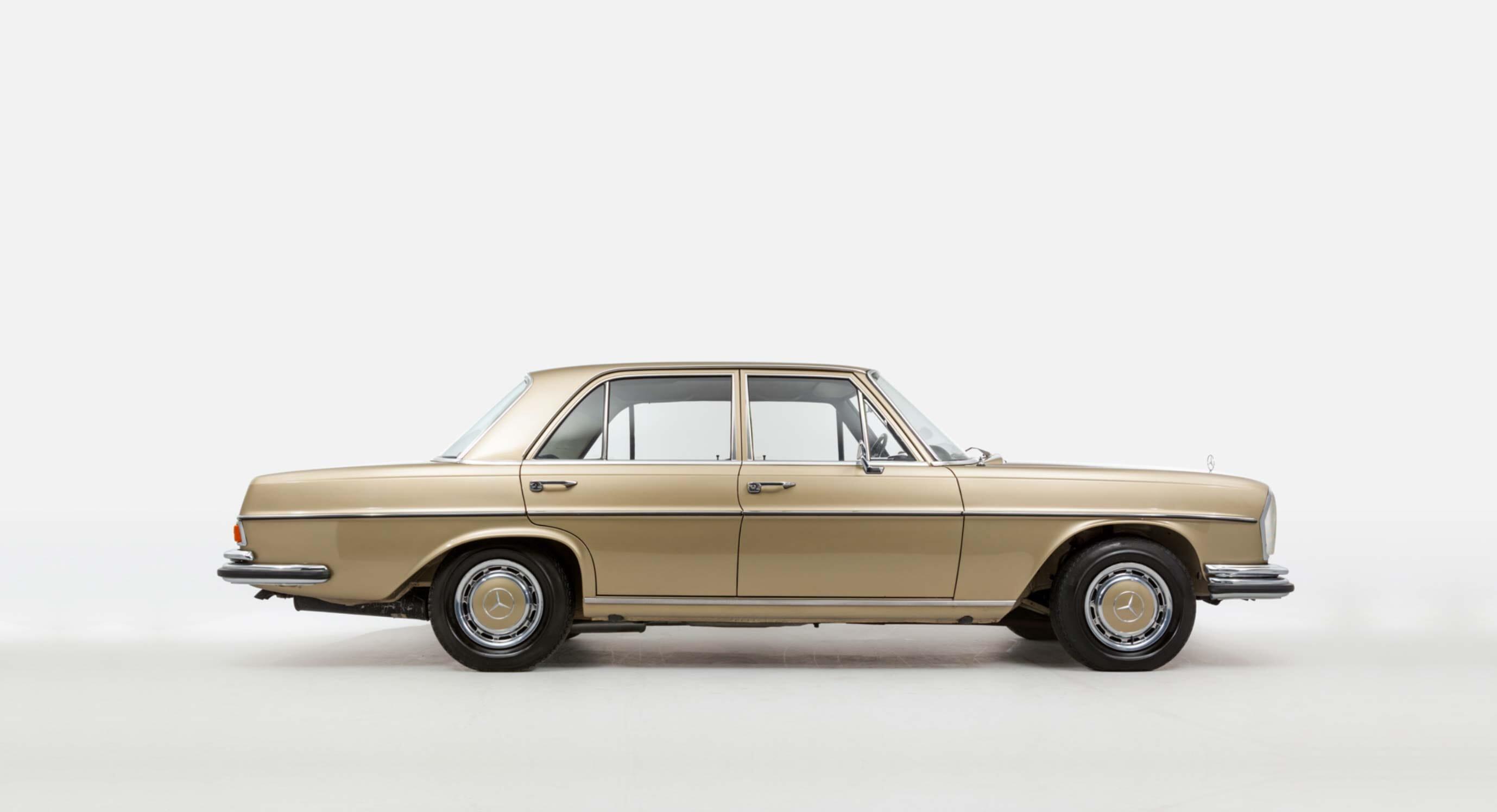 Gold Standard: The Surprisingly Affordable Mercedes 280 SE