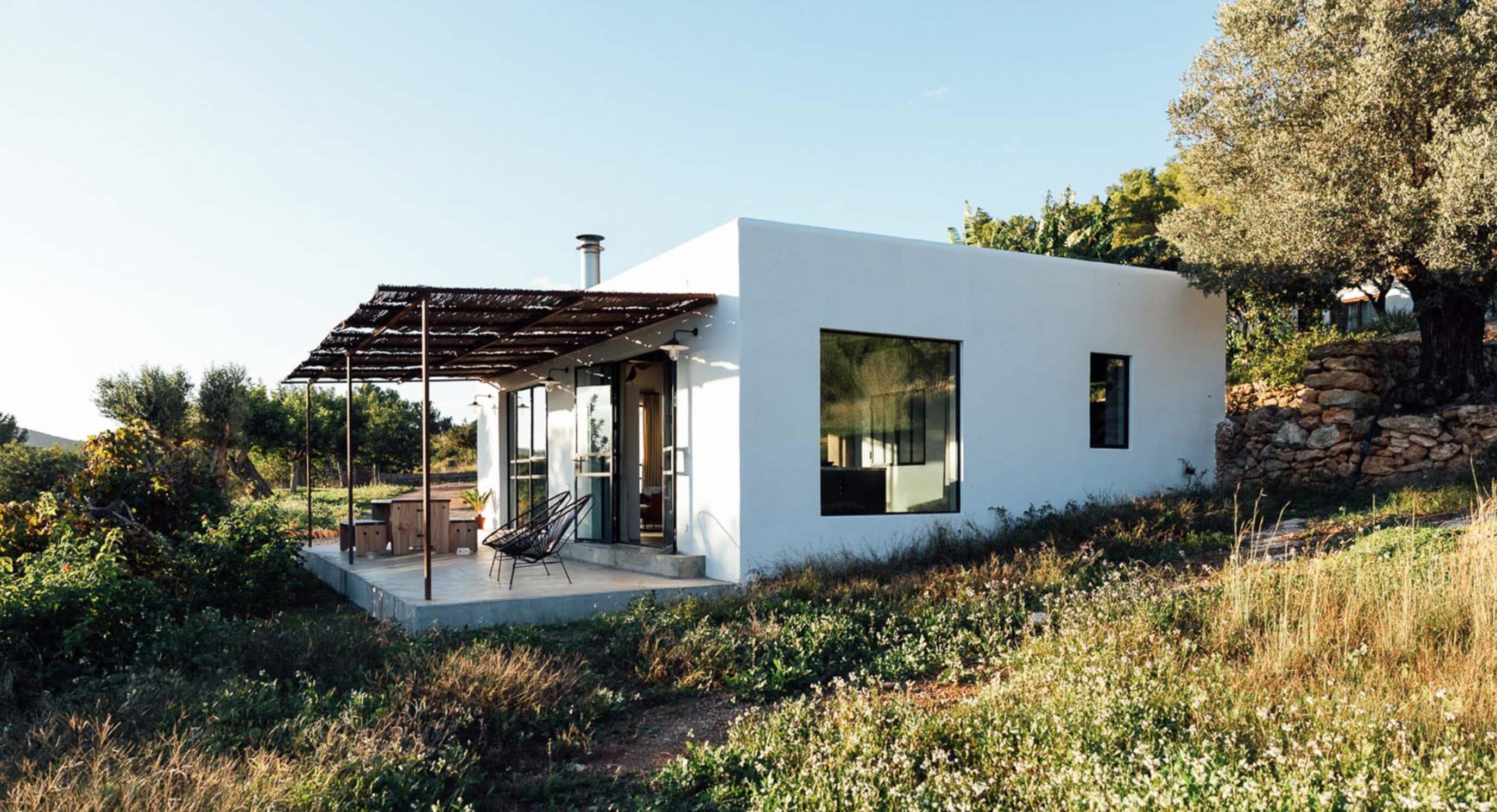 Jurjen van Hulzen Transforms An Ibiza Warehouse Into His Dream Home