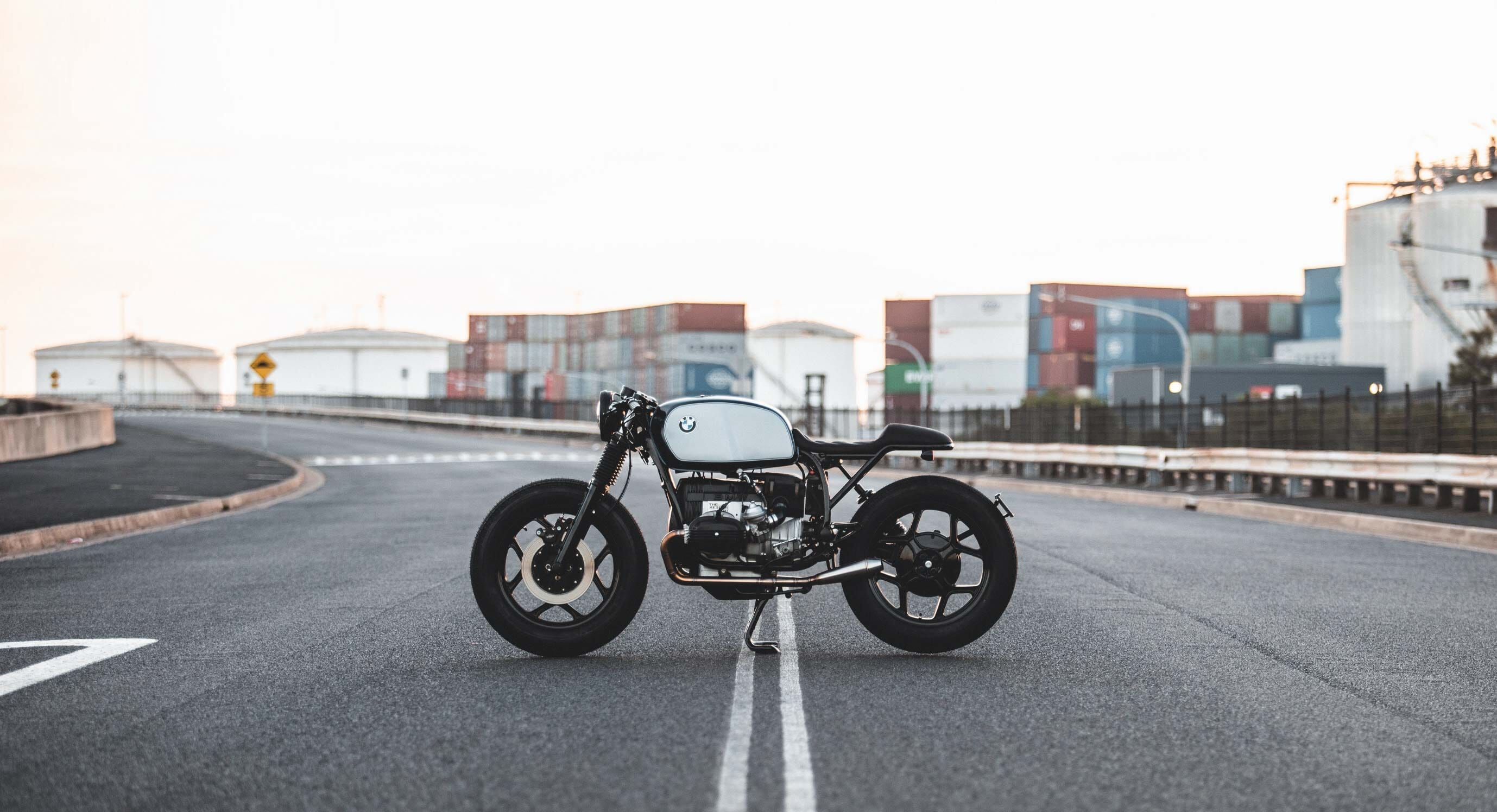 Gasoline Motor Co. Unveils 'The Keeper' BMW R65