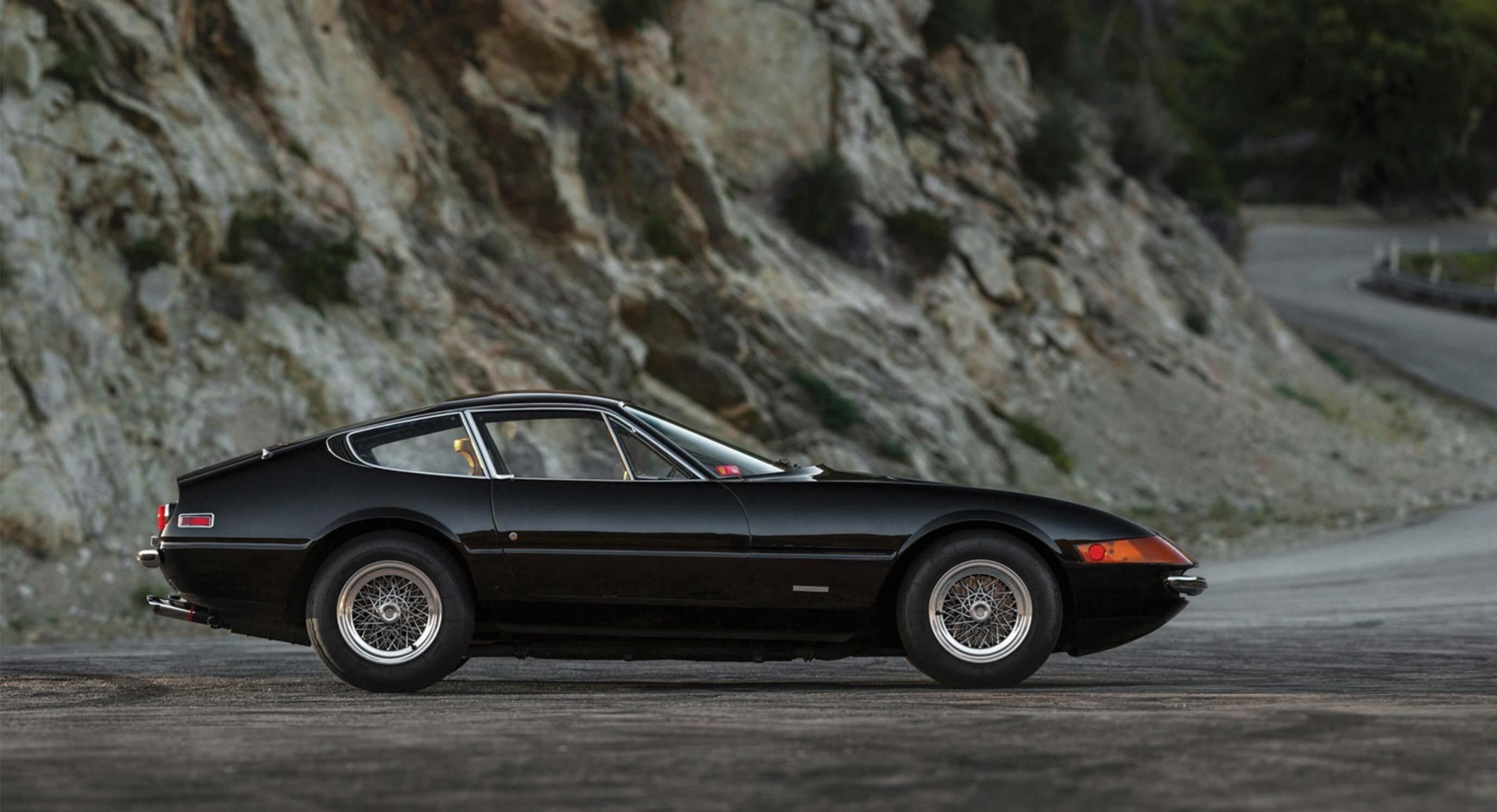 This 1971 Ferrari 365 GTB/4 Is A True Italian Masterpiece
