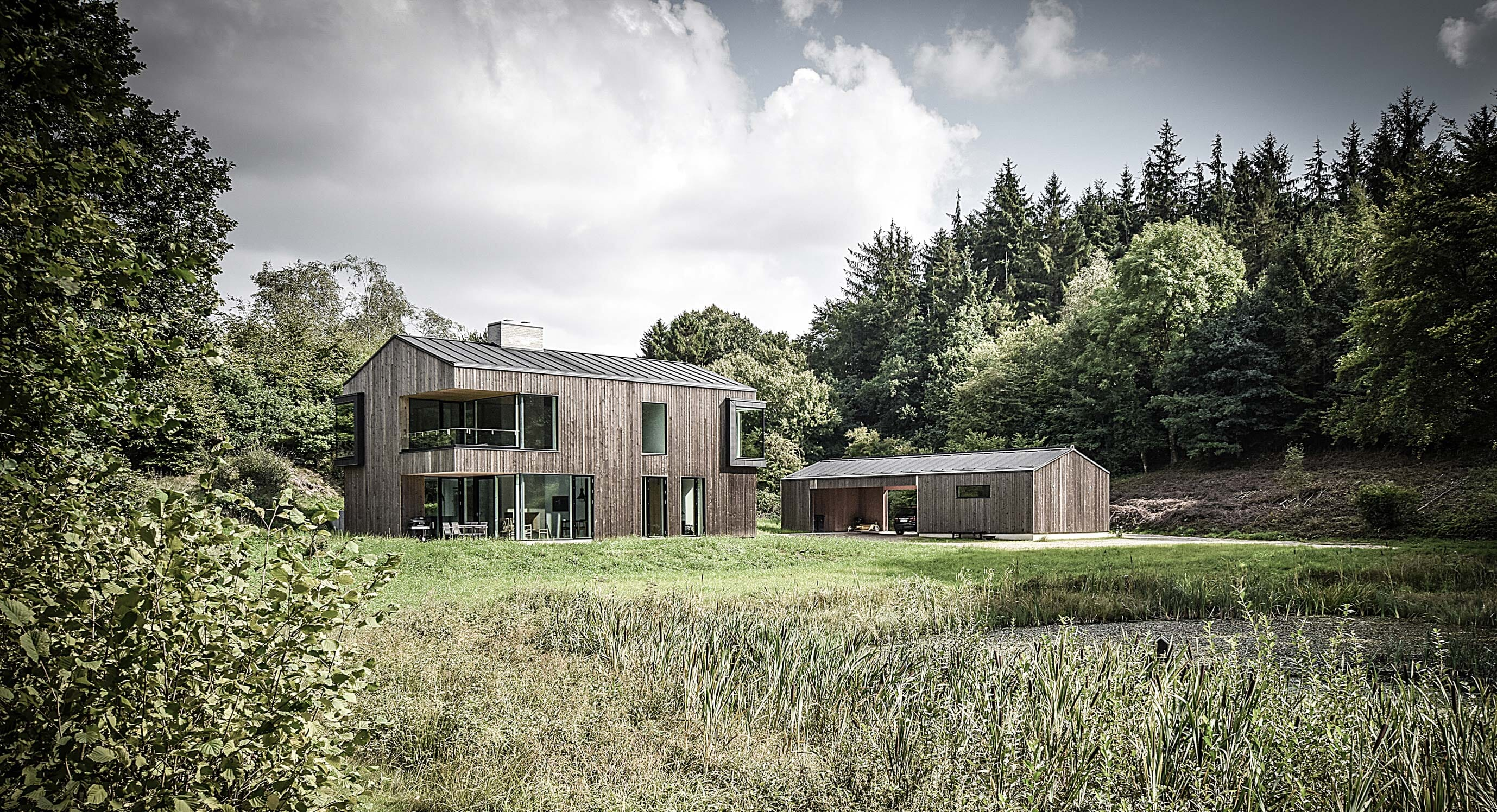 Into The Wilderness: The Oesterbye Retreat House