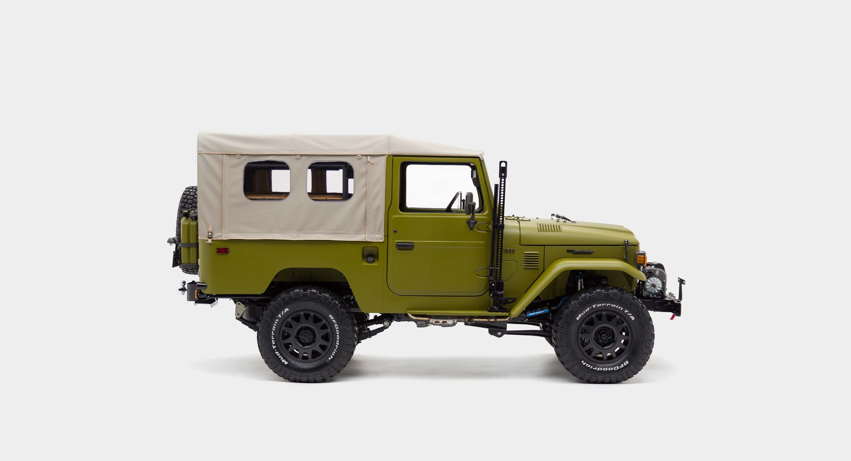 This Toyota Land Cruiser Deserves To Be Set Free In The Wild
