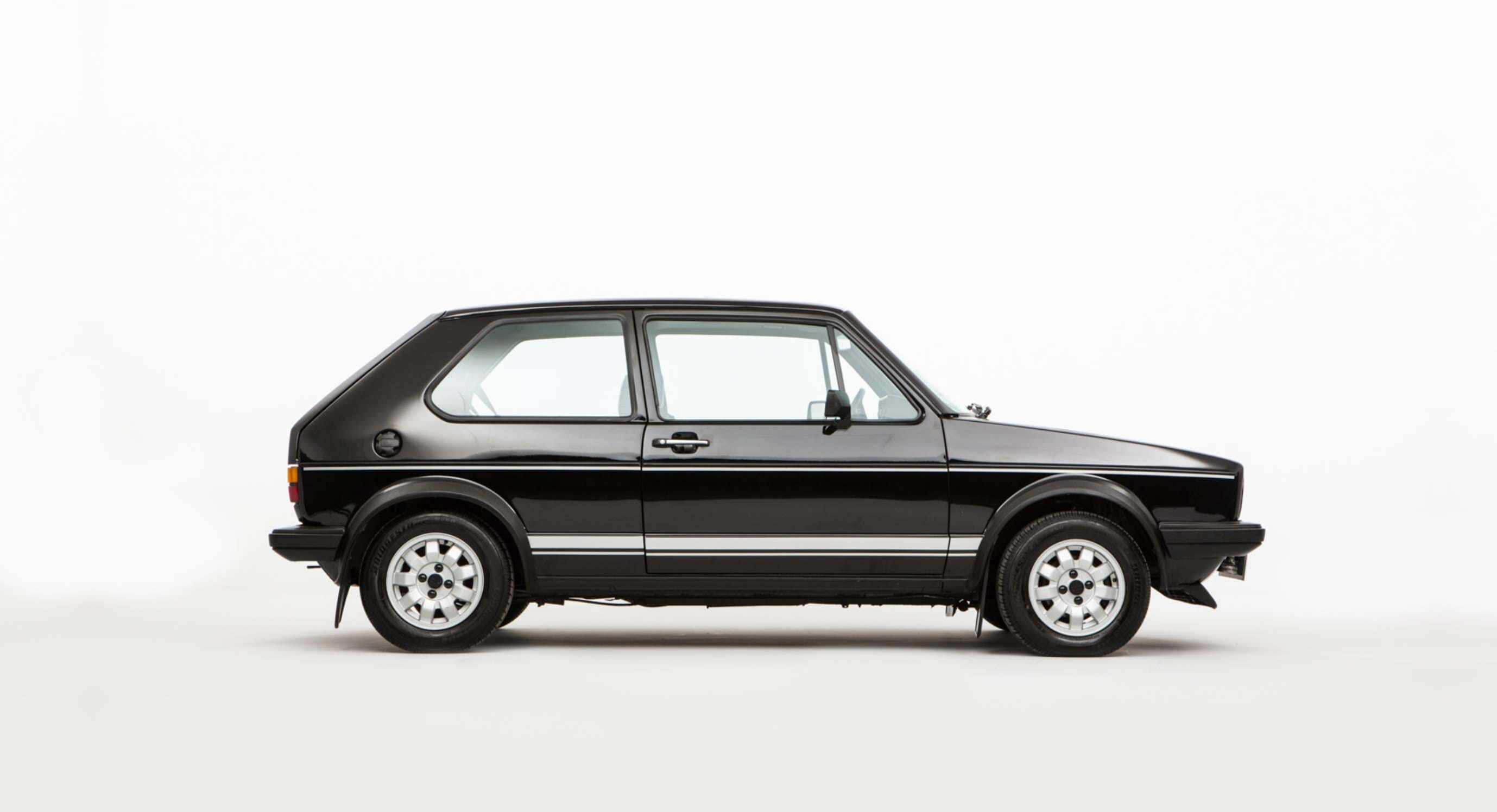 This 1983 VW Golf GTI 5 Is A Four-Wheeled Time Machine