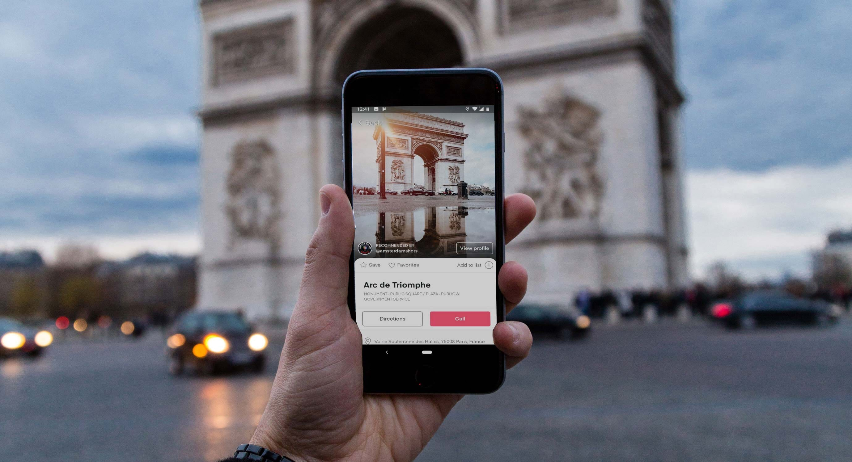 Dotspot: The App That Allows You To Discover The Best Spots In Your City