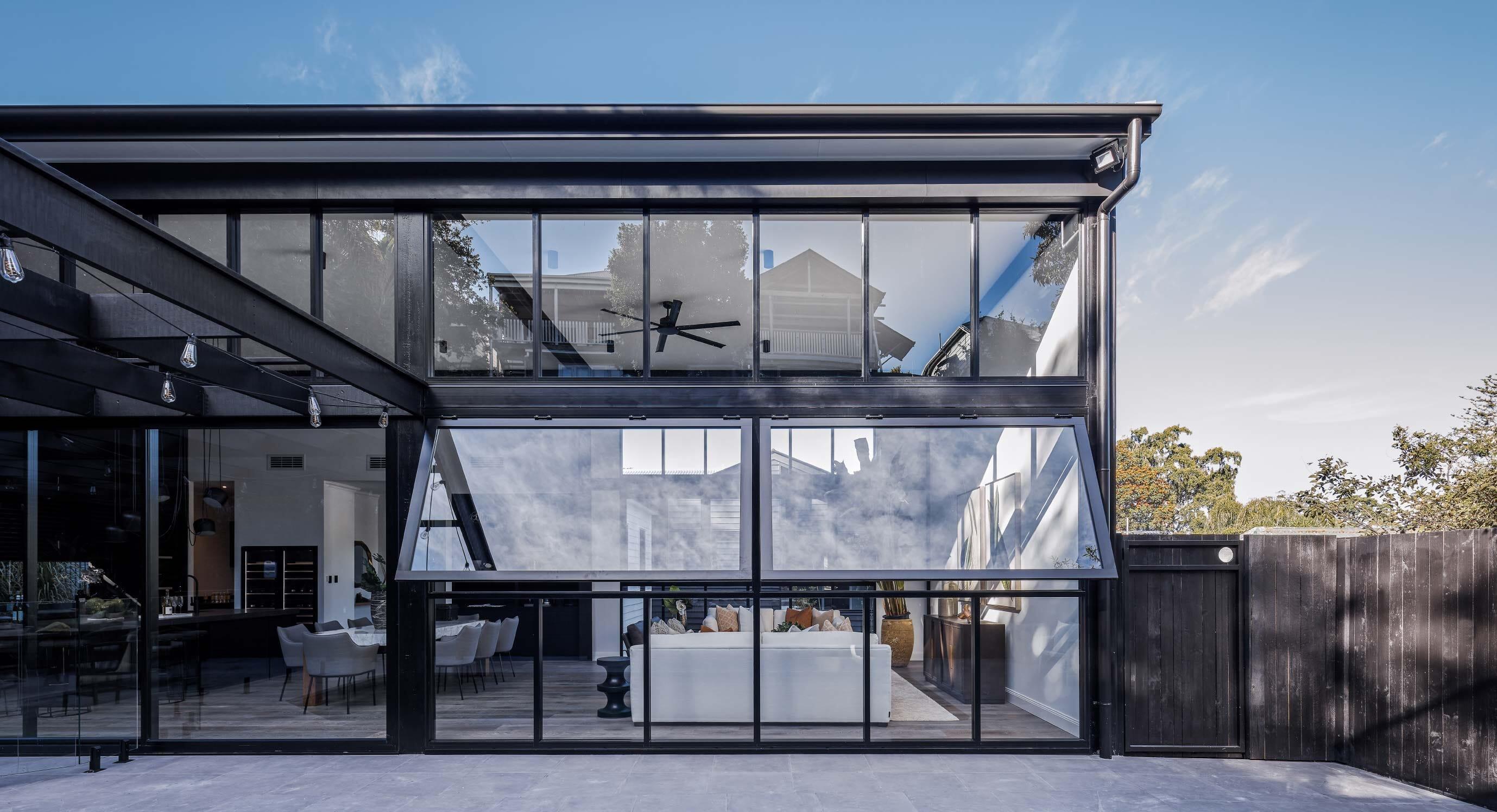 DAH Architecture's Glamorgan House Is Minimalist Perfection