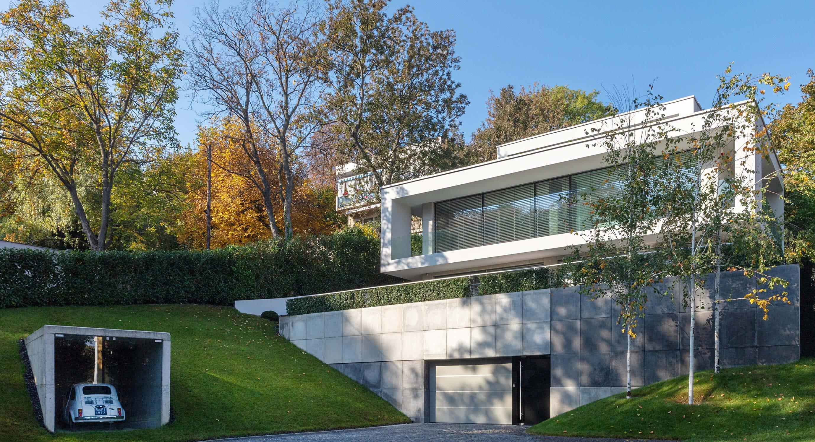 Villa Cinquecento Has An Unlikely Inspiration