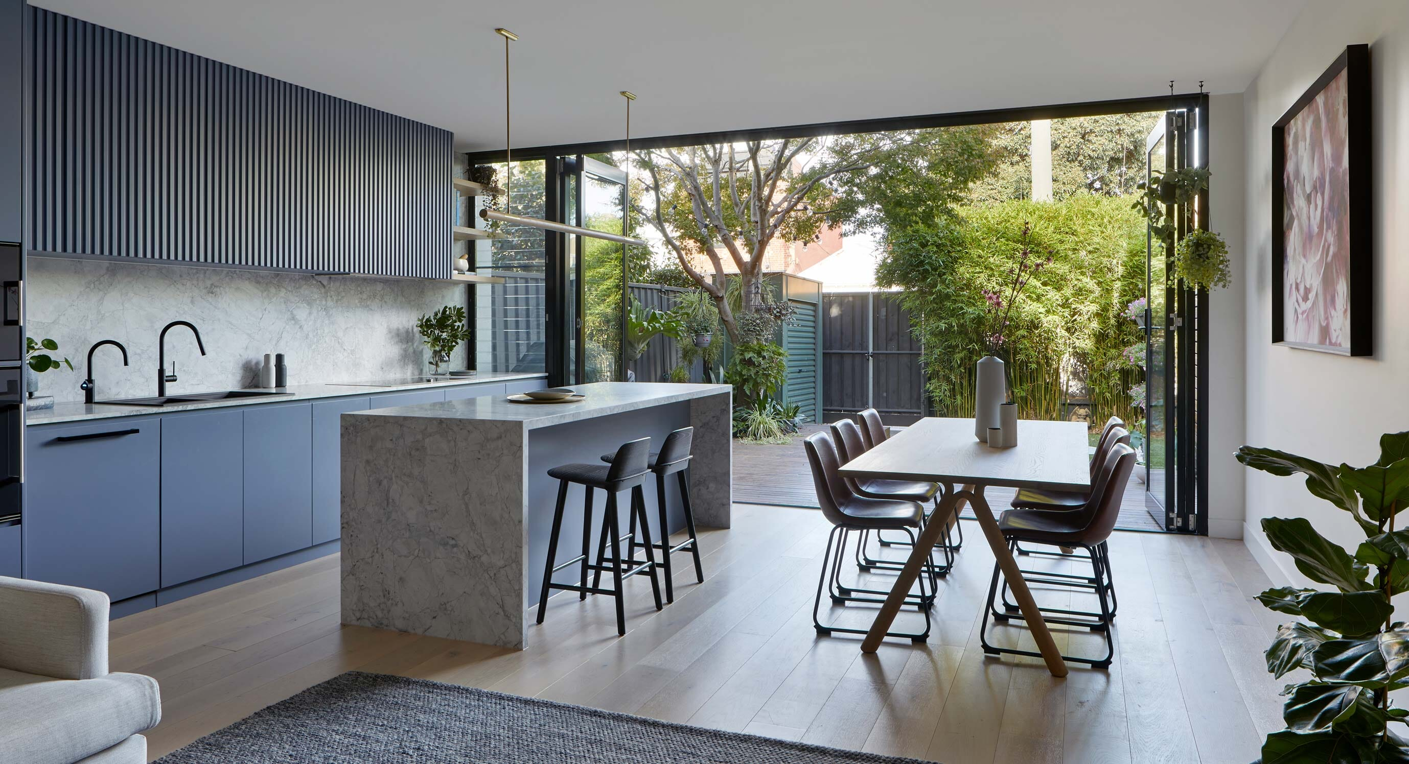 House 184 Is A Bright Update To A Melbourne Worker's Cottage