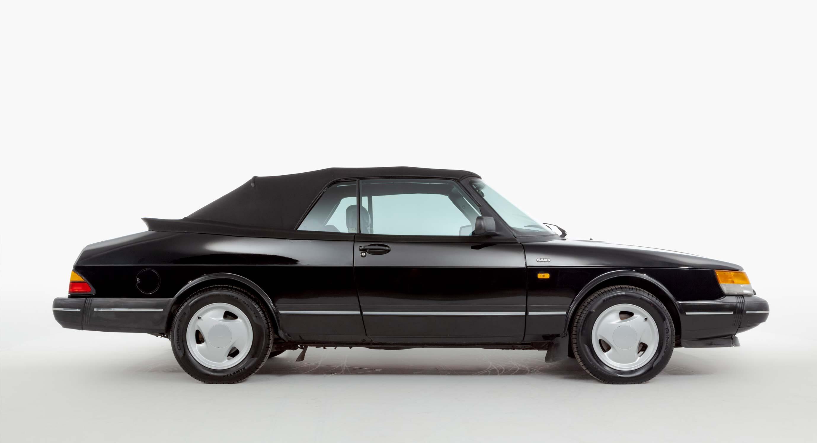 This Saab 900I 16v Cabriolet Harks Back To The Golden Age