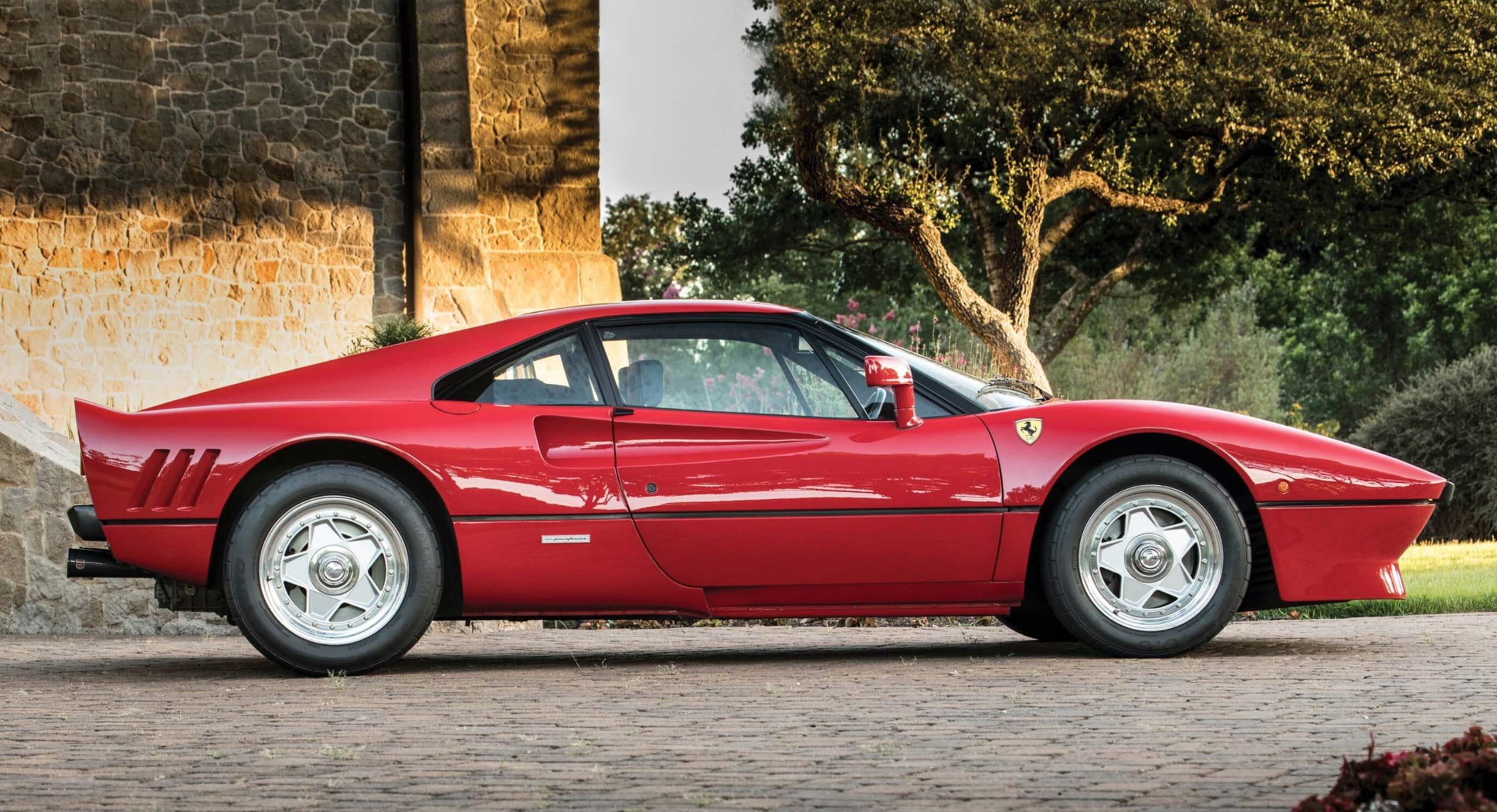 The 1985 Ferrari 288 GTO Proved Itself Off The Track