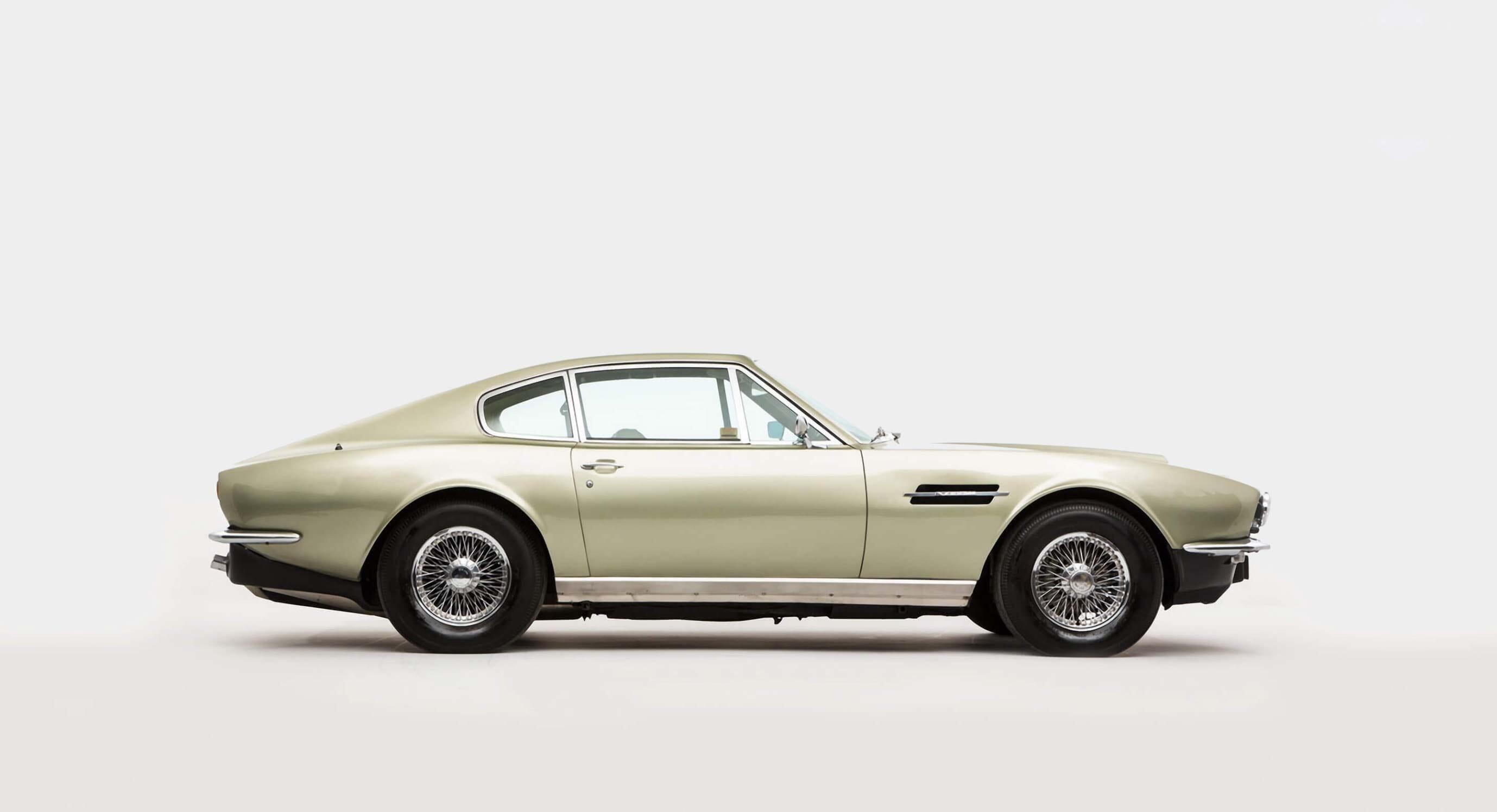 Classic Car Find Of The Week 1973 Aston Martin Vantage Opumo Magazine