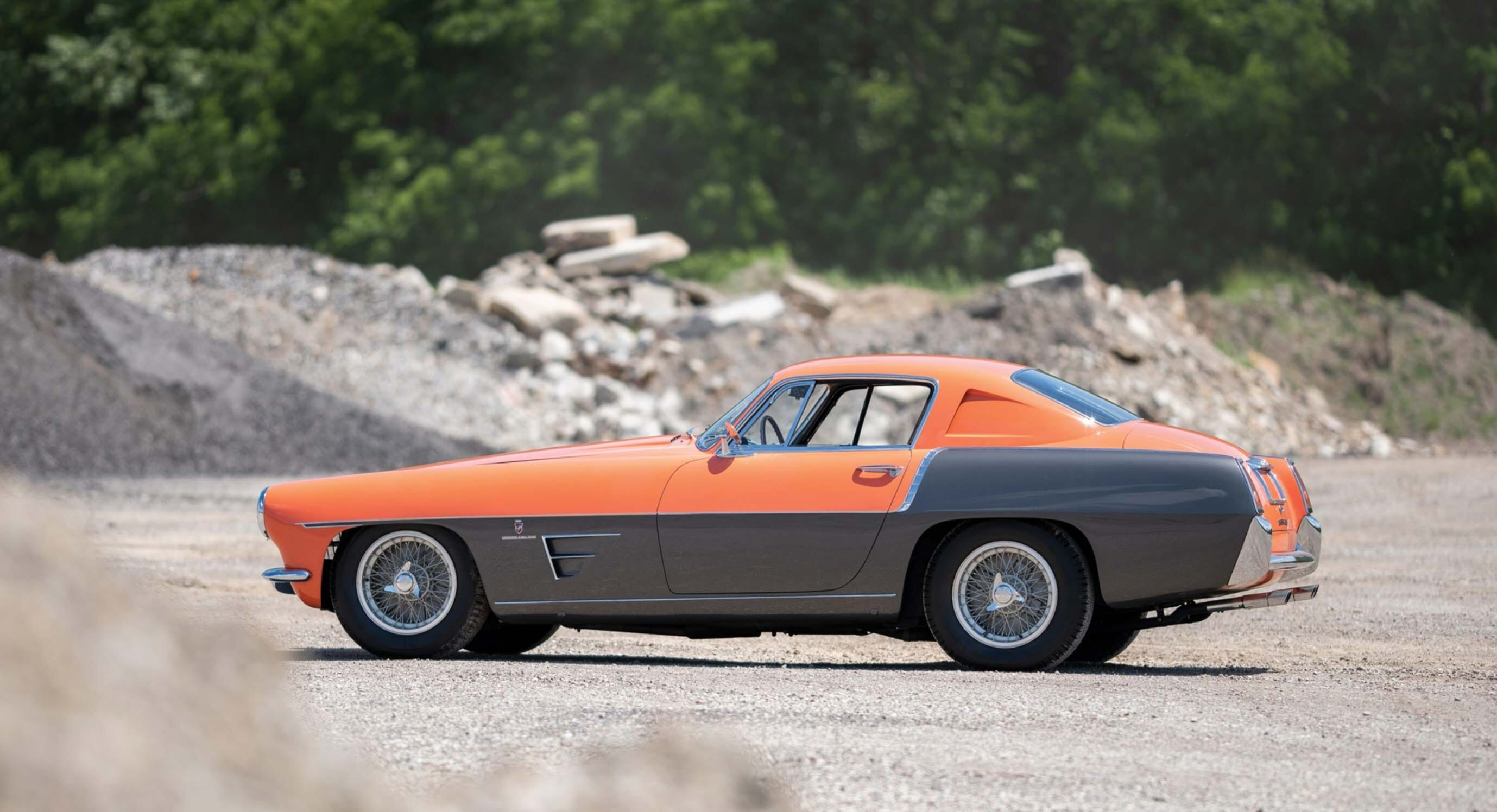 Classic Car Find Of The Week: 1955 Ferrari 375 MM Coupe Speciale