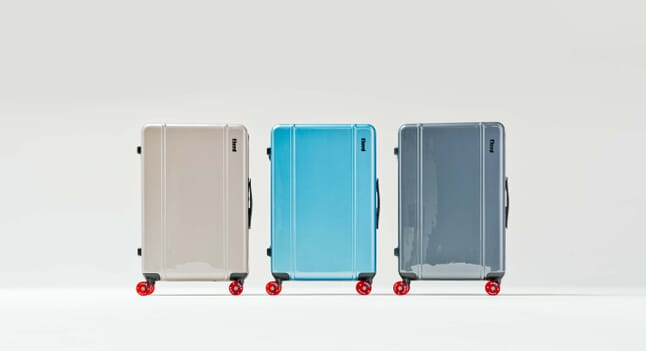 Skateboarding And Suitcases? Our Top Picks From Floyd Suitcases