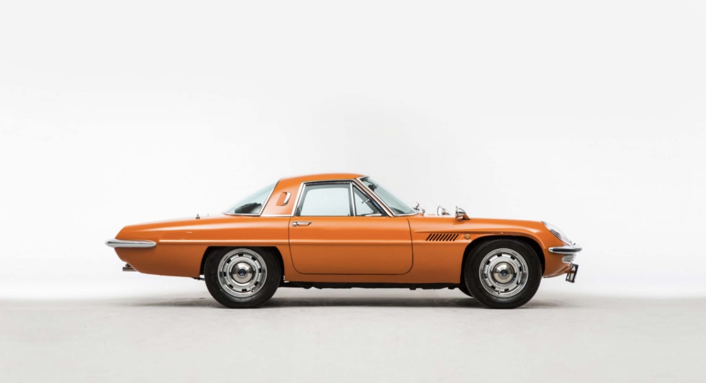 Classic Car Find Of The Week: 1968 Mazda Cosmo 110 S