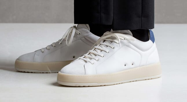 The Essential Men's White Sneakers For Summer 2019