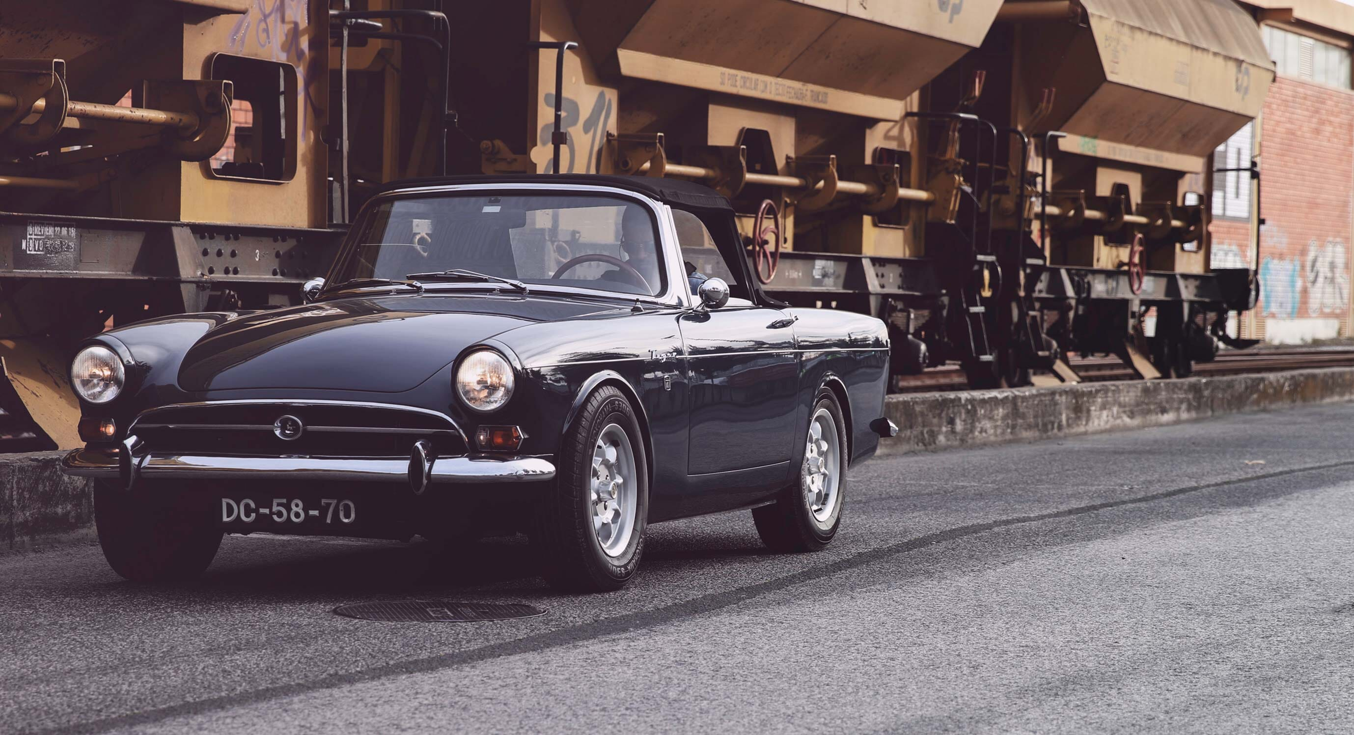 Timeless Garage Masterfully Update This 1966 Sunbeam Tiger