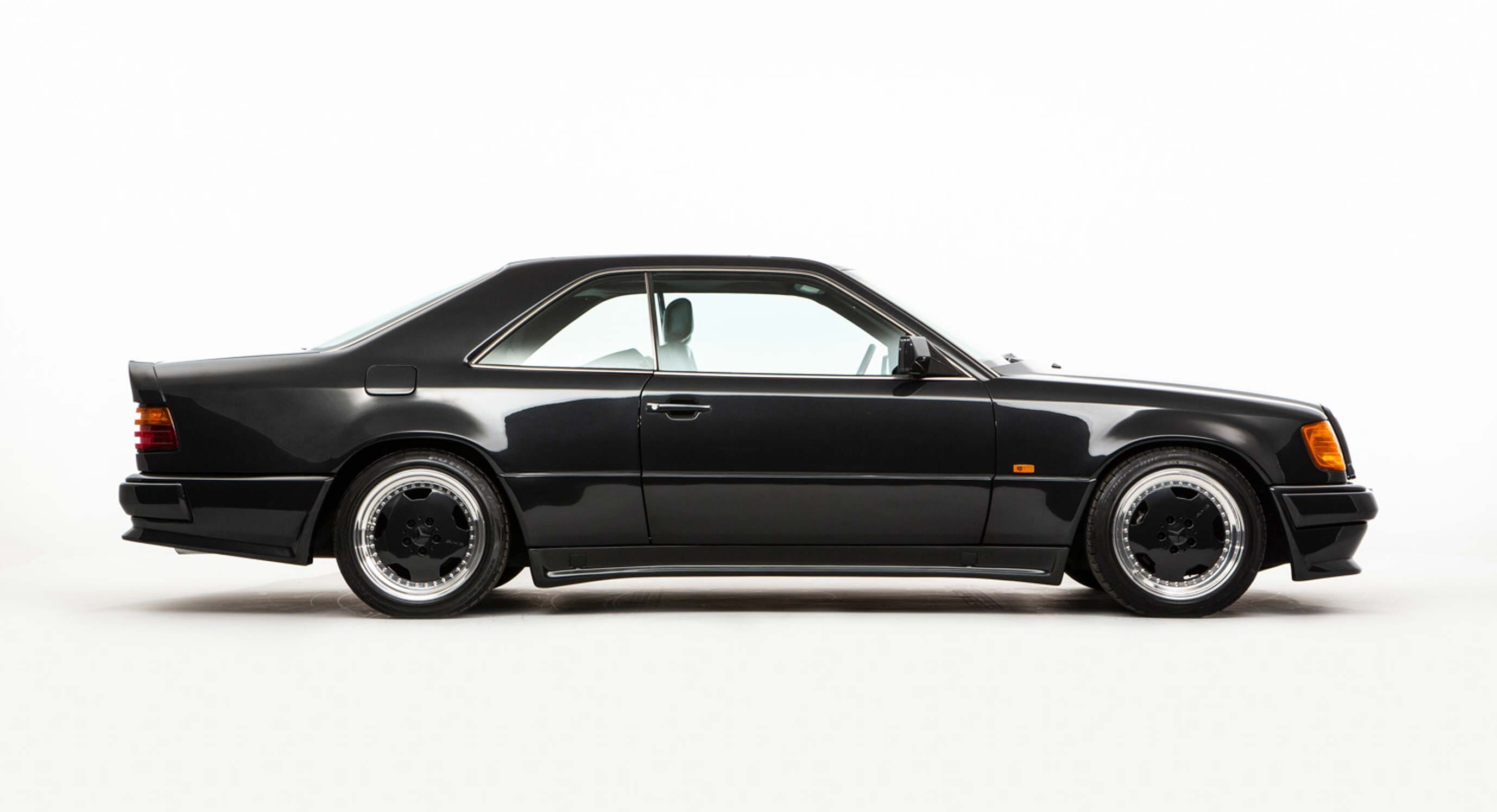 This Mercedes 3.2-24V AMG Wide Body Is Returning To Europe