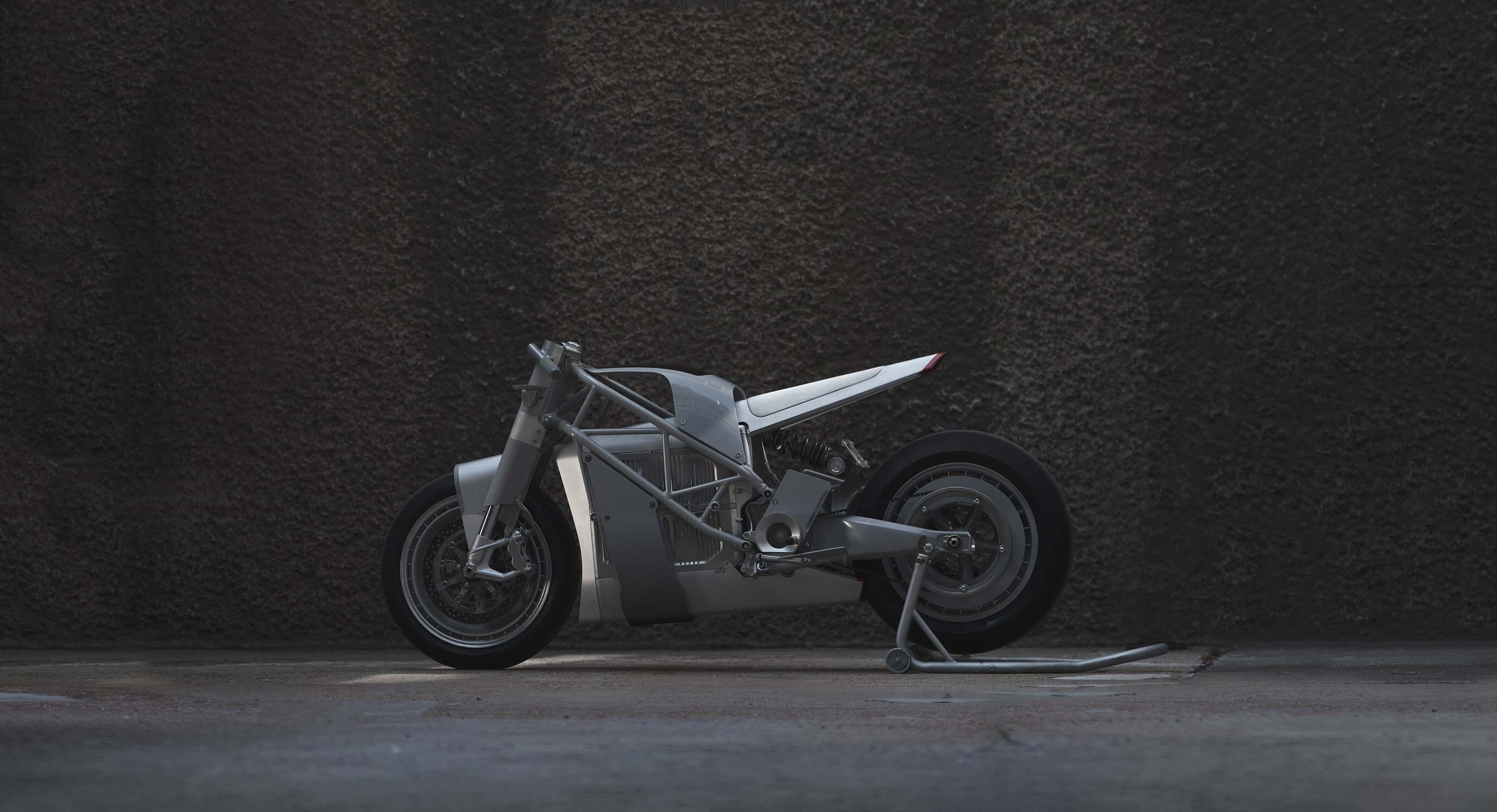 Untitled Motorcycles' Zero XP Is The Future Of Motorbikes