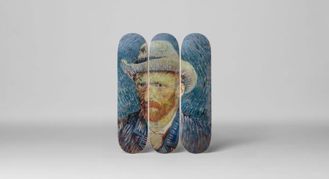The Skateroom x Van Gogh Has Arrived at OPUMO
