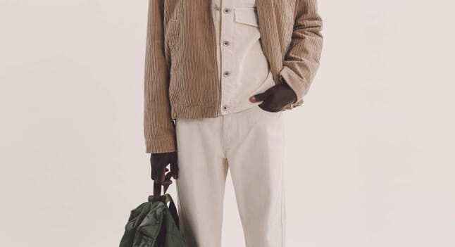 YMC Autumn/Winter 2019 Collection Size Guide