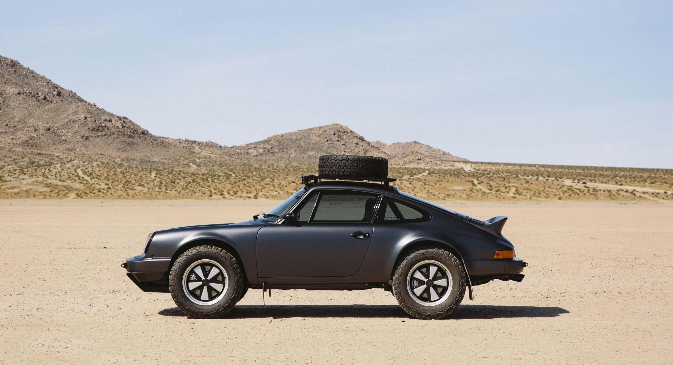 A 1984 Porsche 911 Carrera Made For More