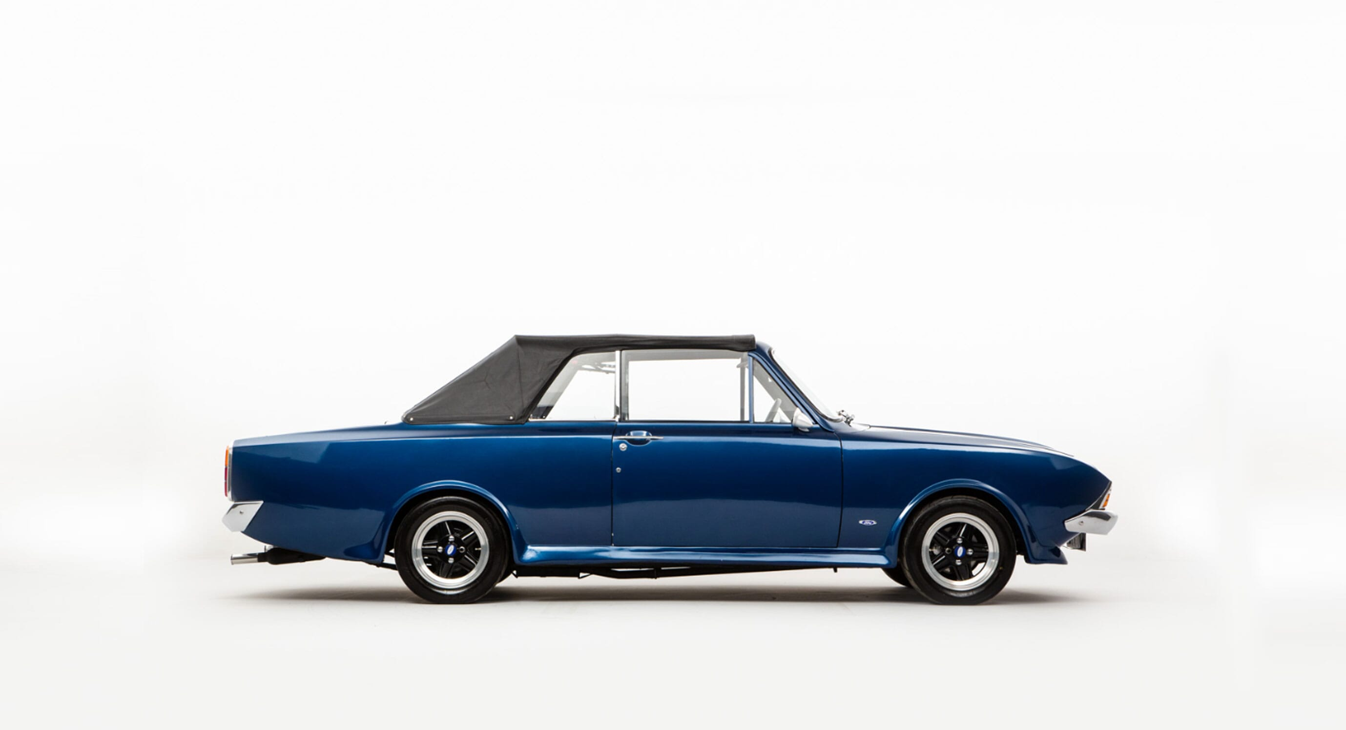 This 1967 Ford Corsair Crayford Is A Rare Find