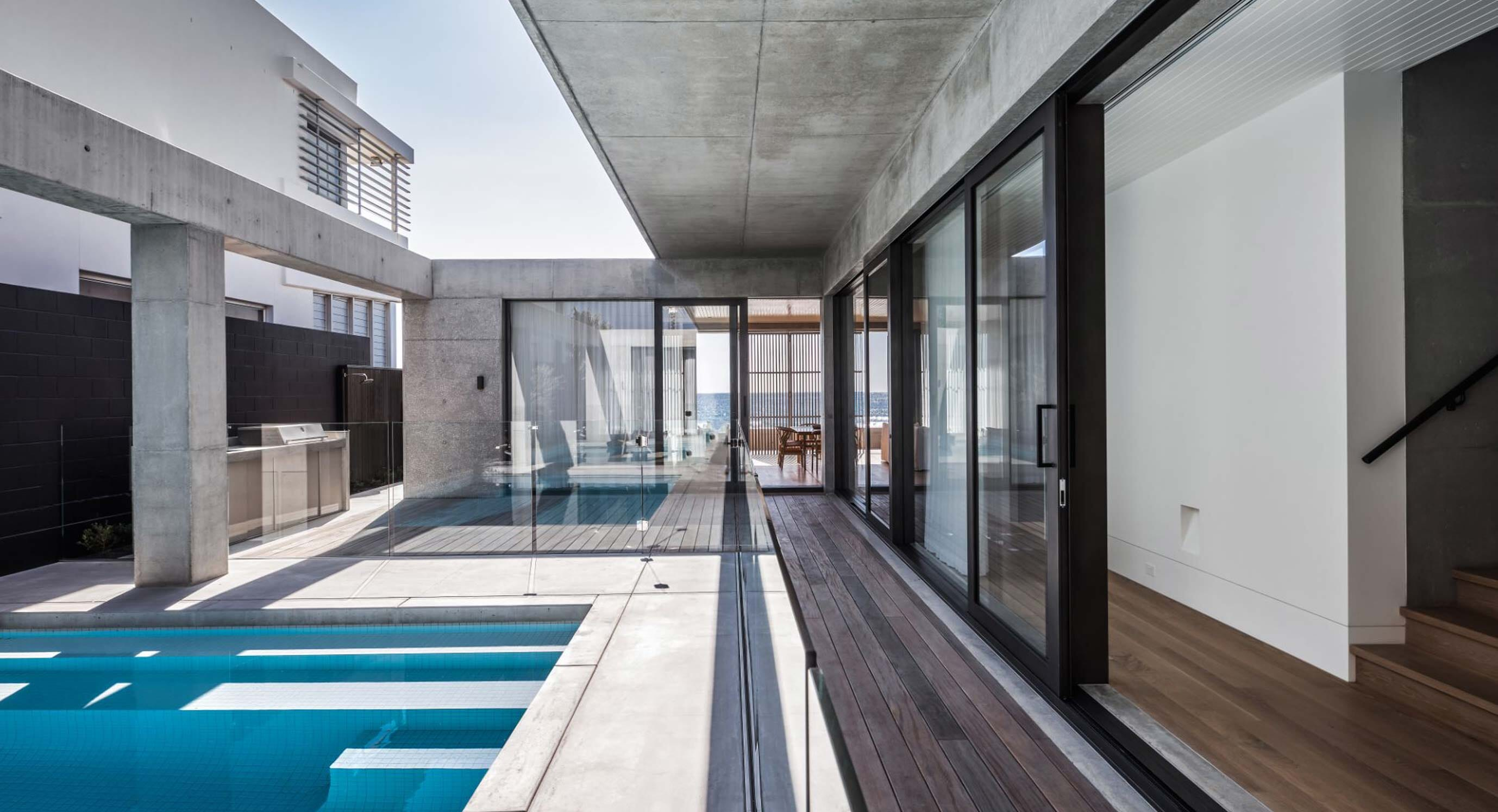Mermaid Beach Residence Embodies A Desire For Permanence