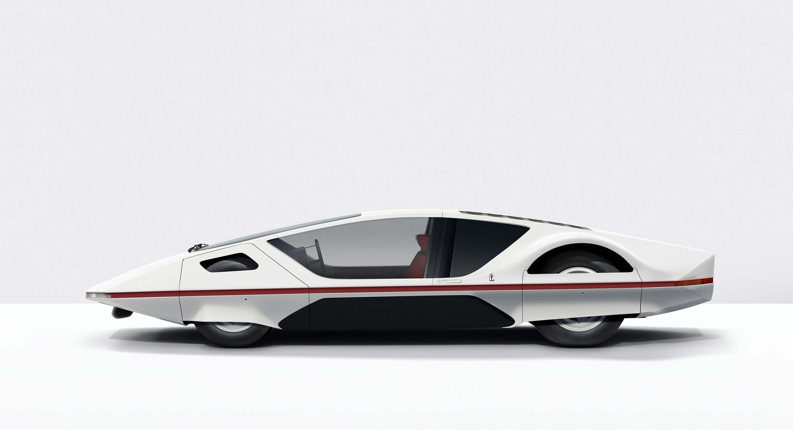 Docubyte's Wedged Wonders Celebrates Futuristic Concept Cars