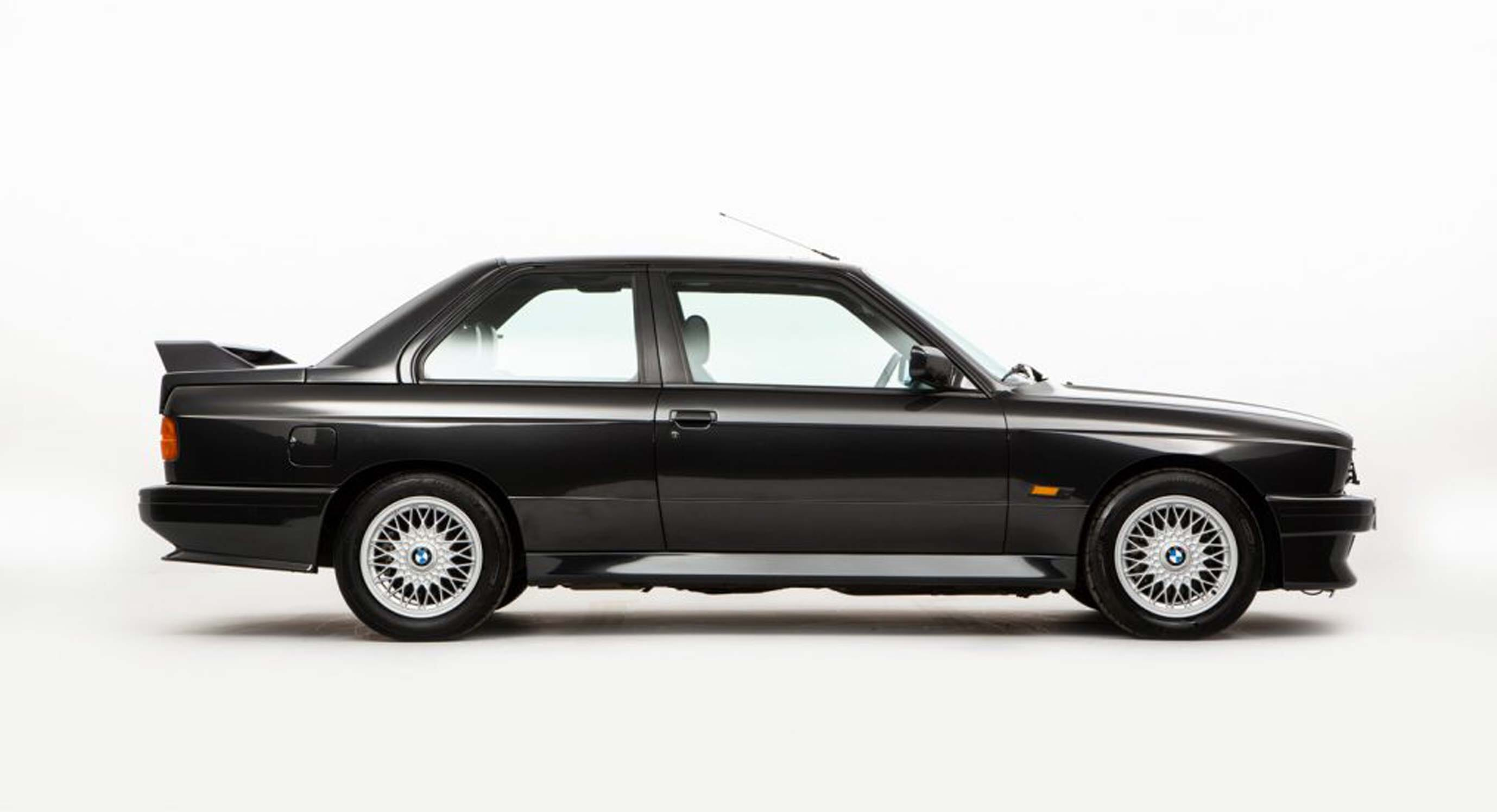 This 1988 BMW E30 M3 Is A Blast From The Past