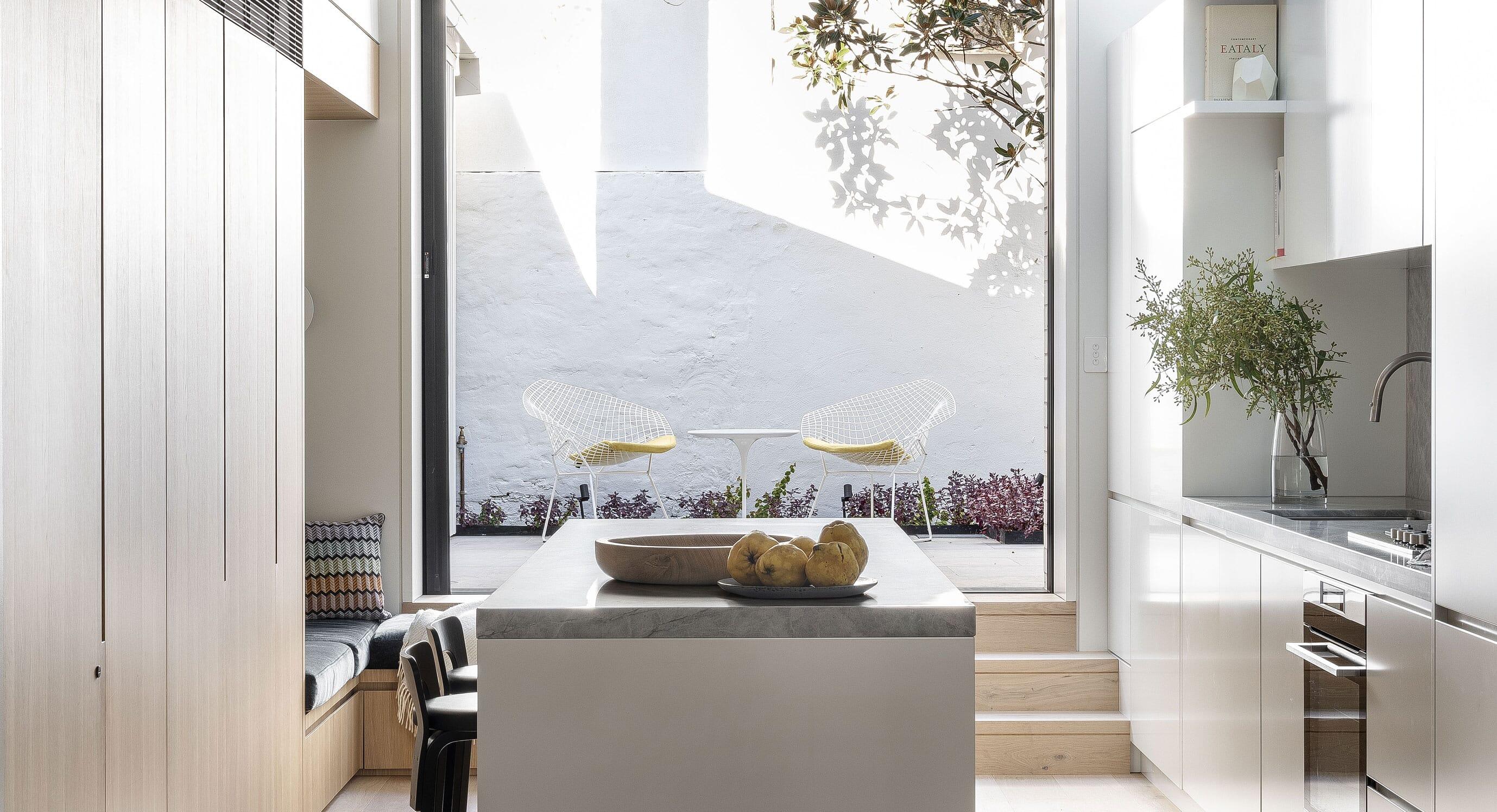 Paddington House Maximises Every Last Inch