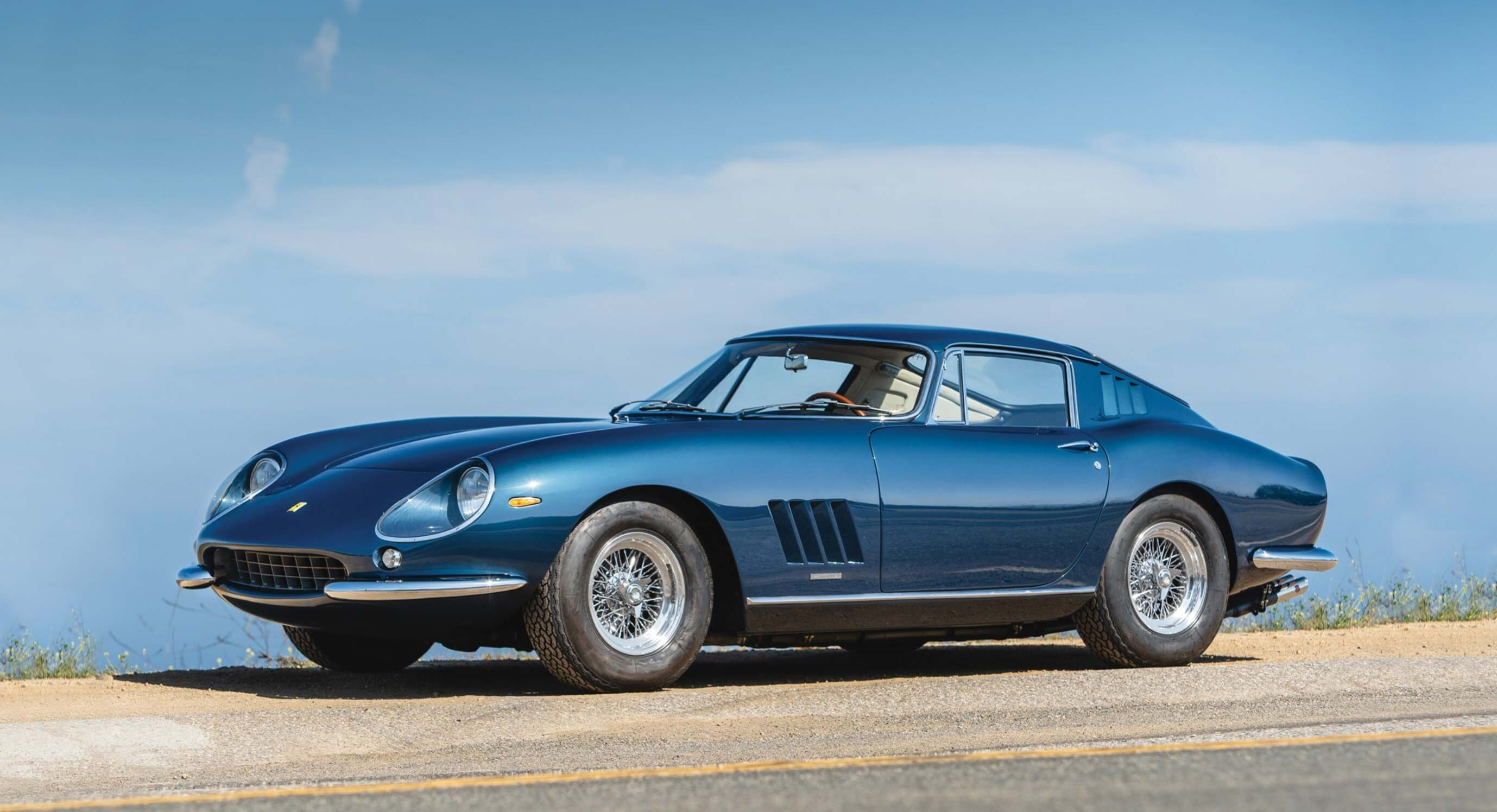 This 1966 Ferrari 275 GTB Is A Jack Of All Trades