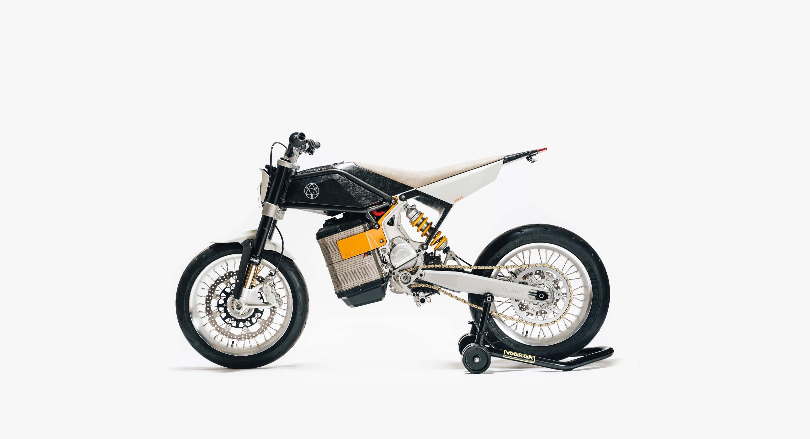 Walt Siegl's PACT is a new era for electric motorcycles