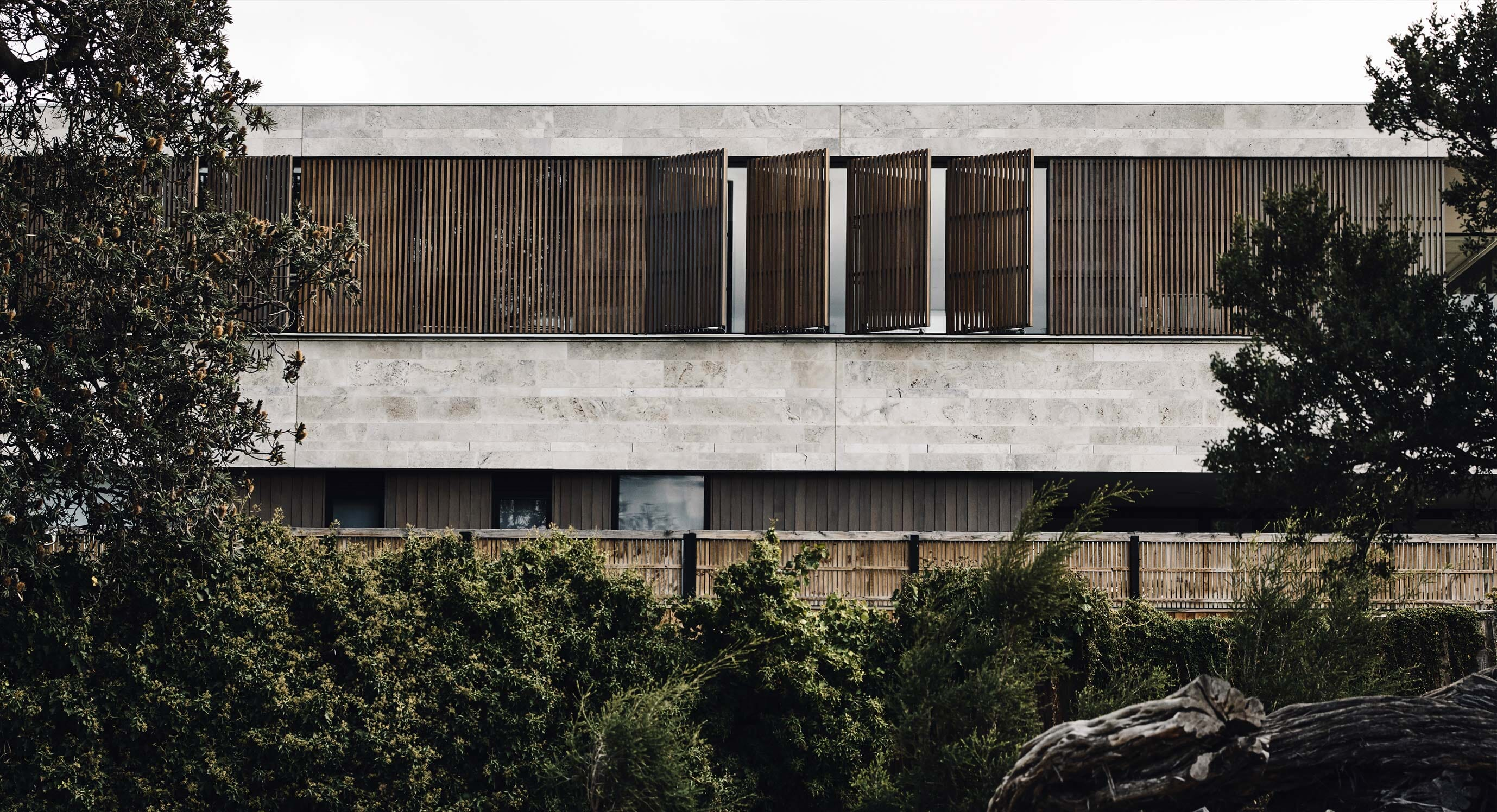 Point Nepean Residence Stands Up To A Wild Coastline