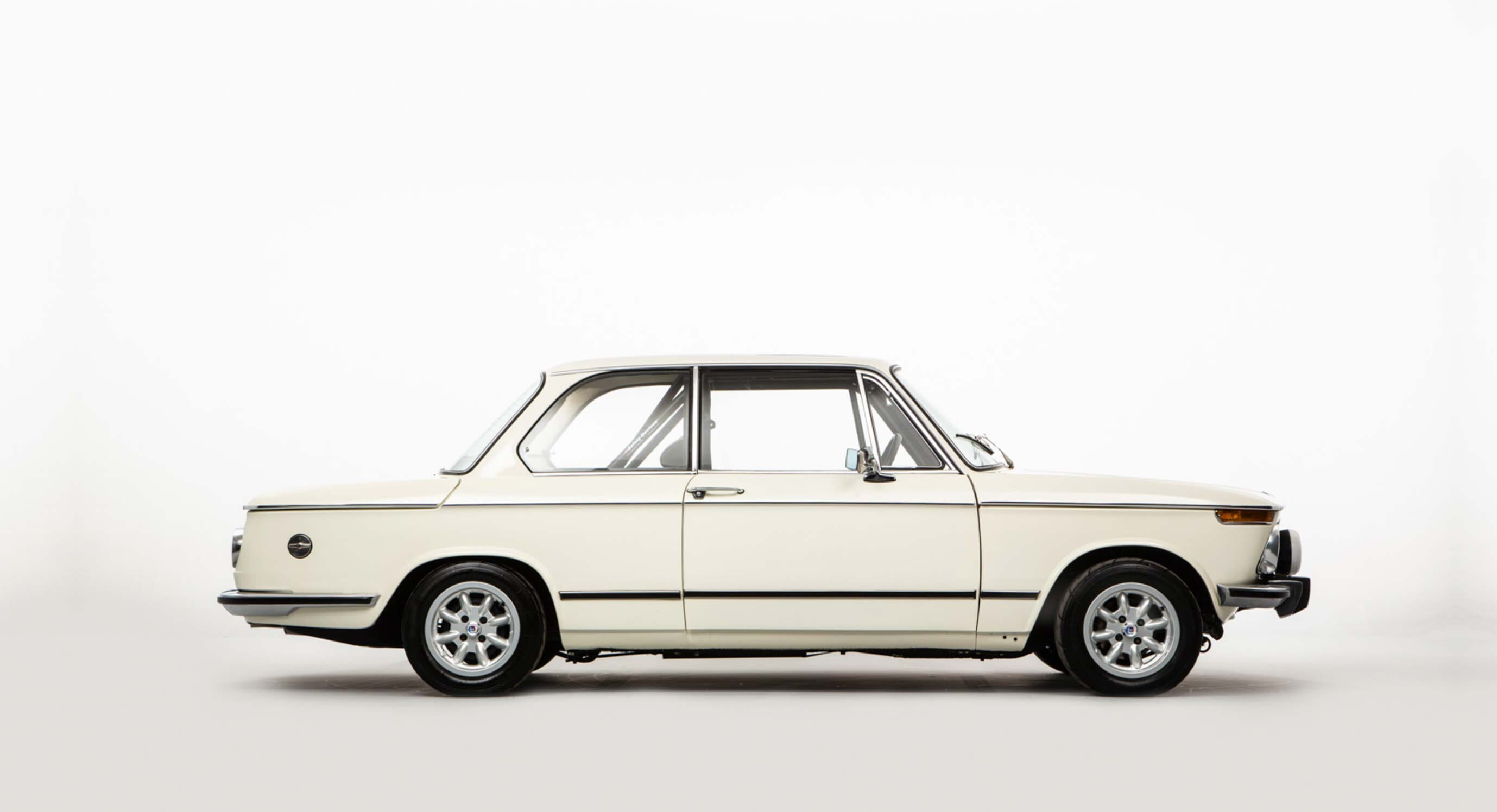 The BMW 2002 set the standard for its style